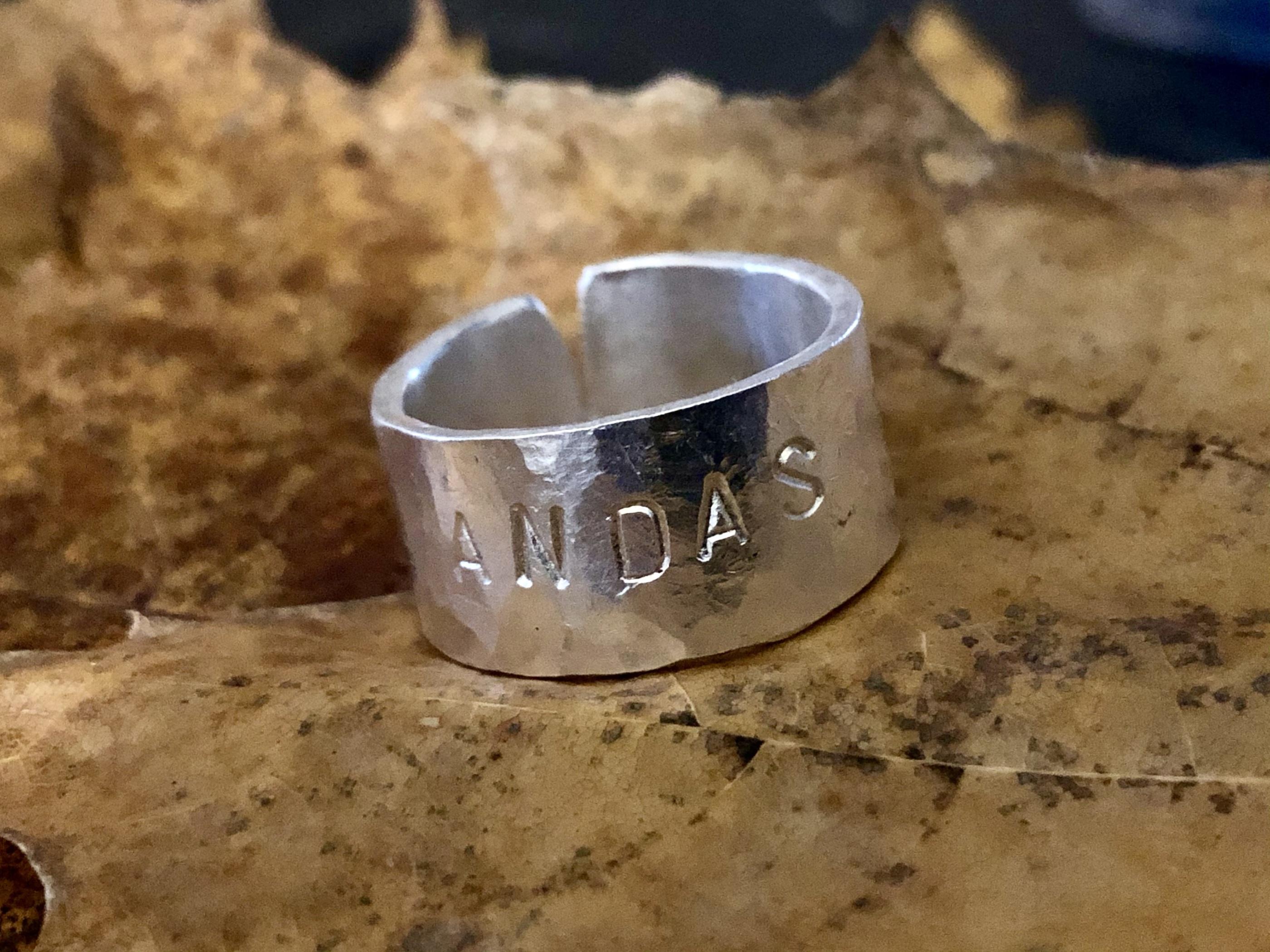 Hamrad ring ANDAS