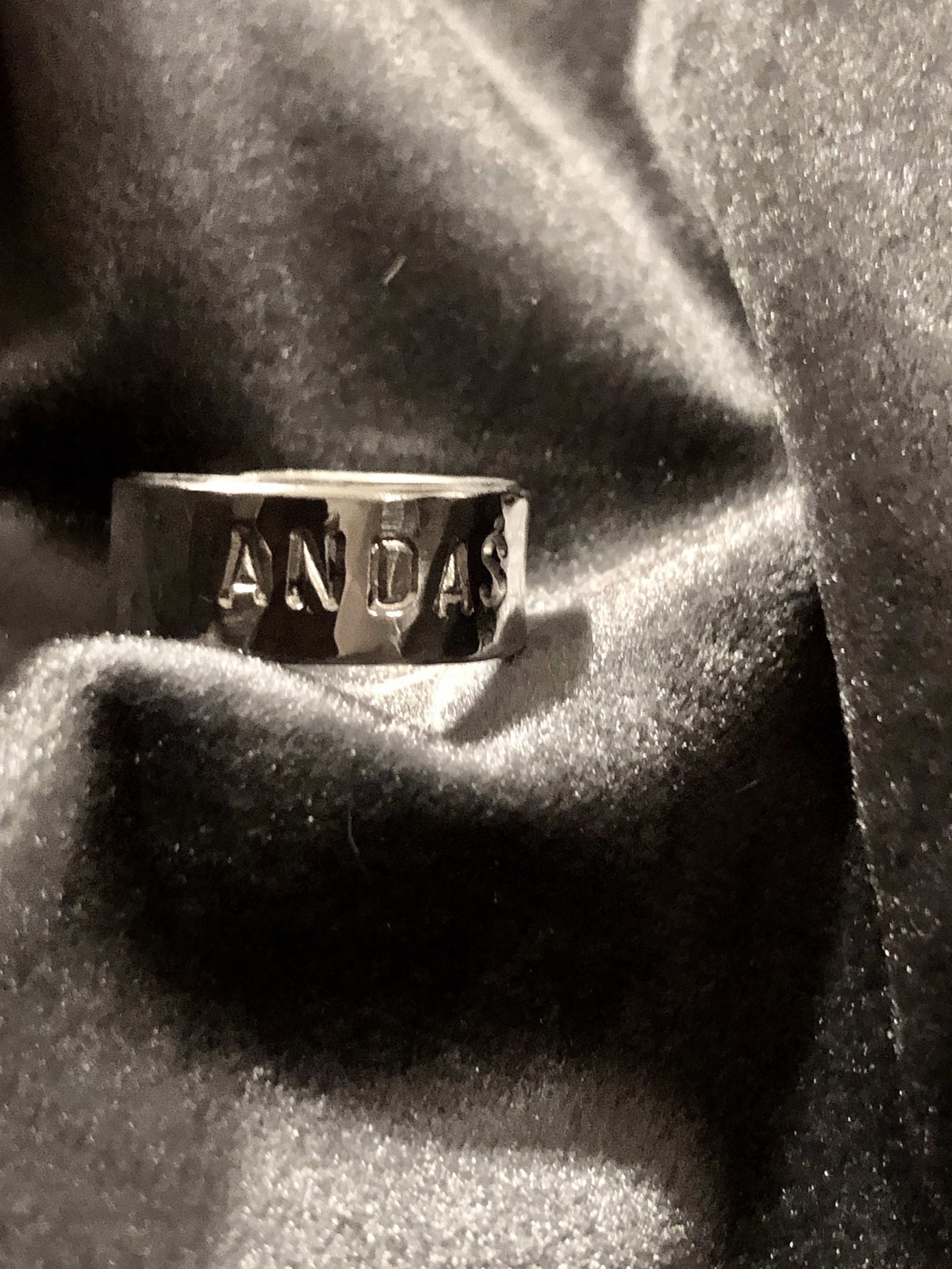 Ring Andas 0,8