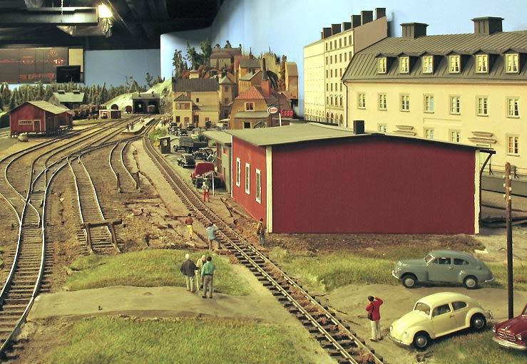 Snart uppriven infart till Ekensholm