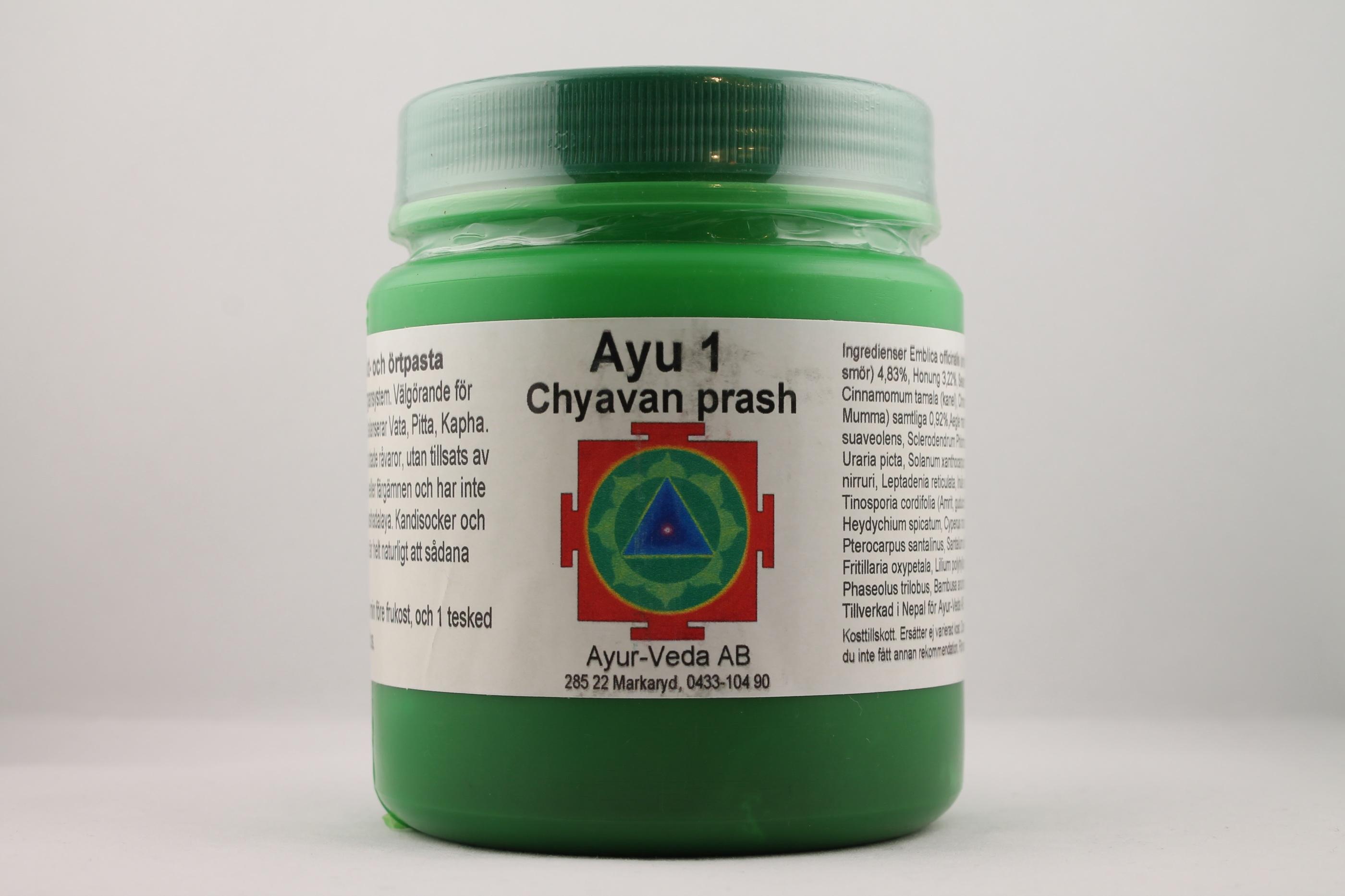Chyavanprash holistisk alternativ örttillskott kosttillskott homeopati hälsa