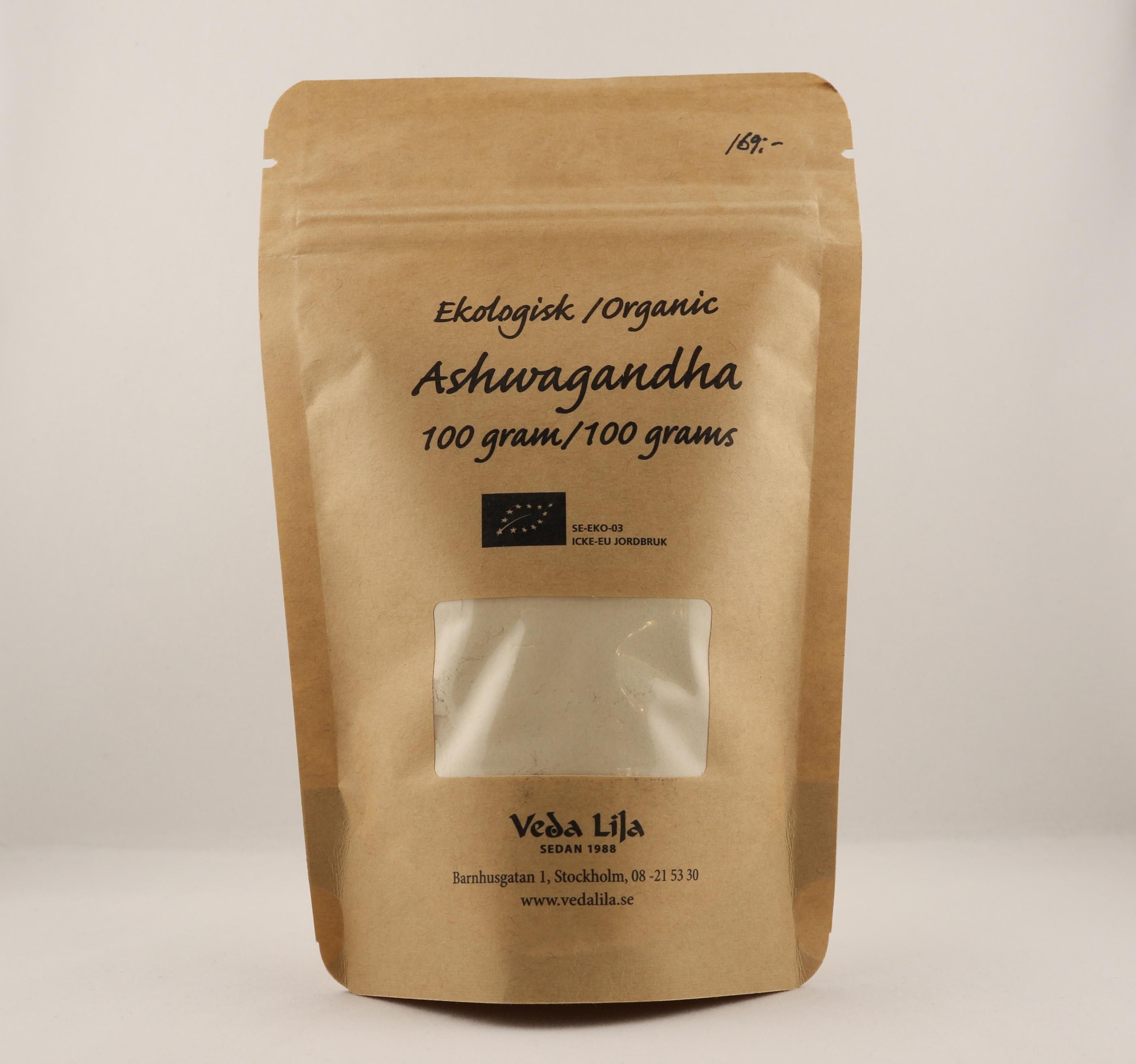 Ashwagandha holistisk alternativ örttillskott kosttillskott homeopati hälsa