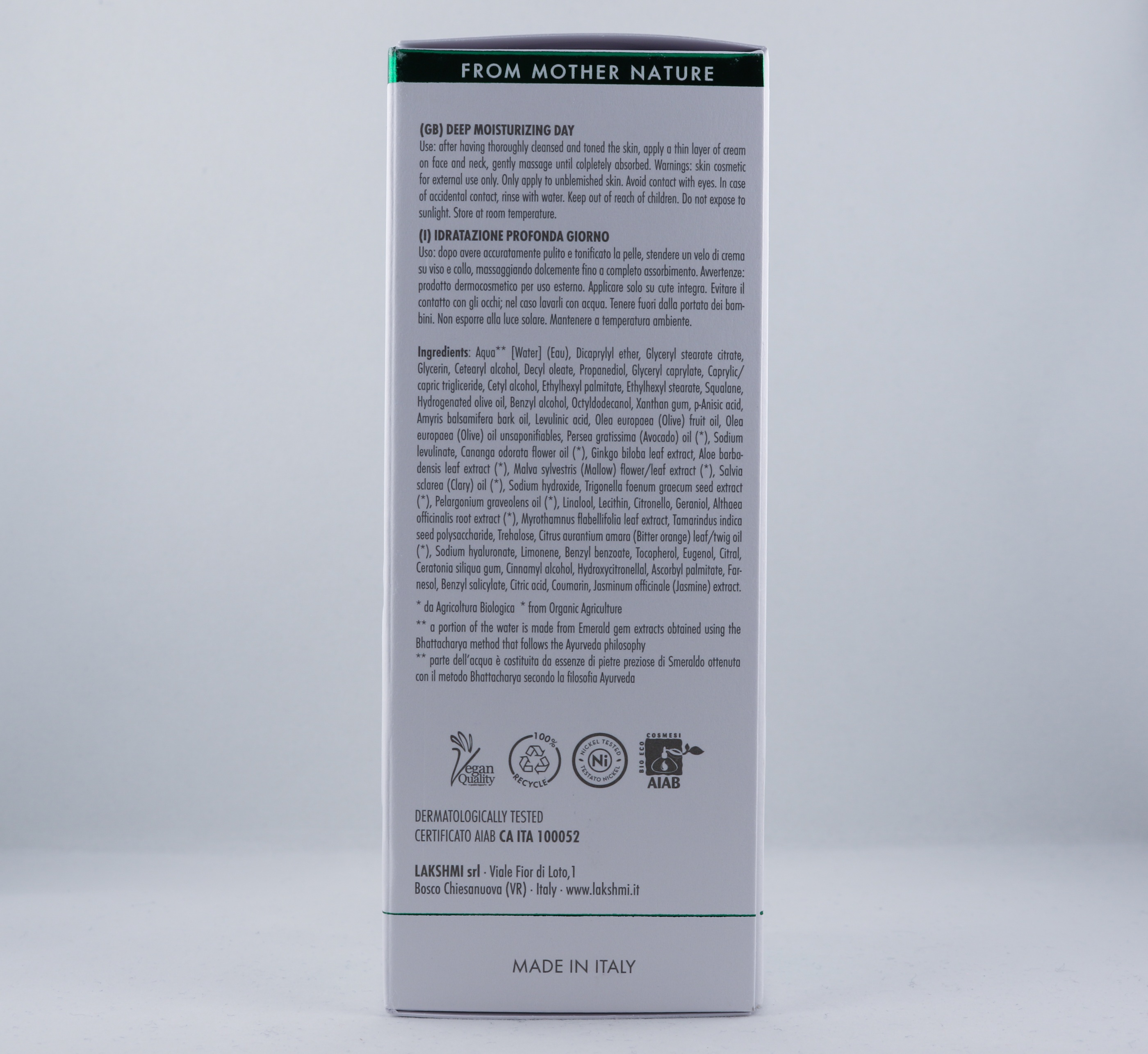 Vata Jasmine Cream hudvårdsprodukt hudvårdstyp alternativ hälsa wellness ayurveda hudvårdsprodukter