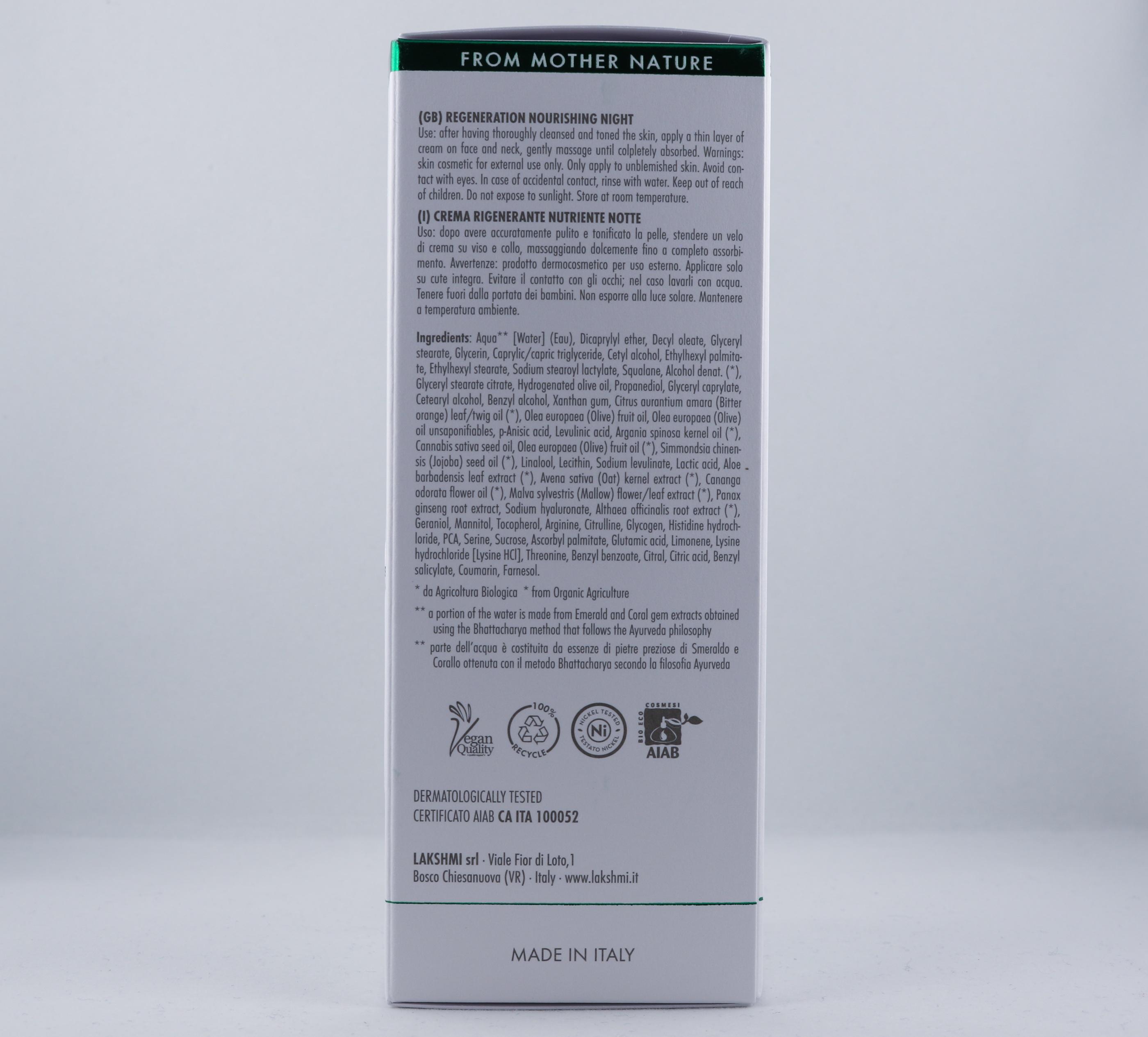 Vata Ginseng and Jojoba Cream hudvårdsprodukt hudvårdstyp alternativ hälsa wellness ayurveda hudvårdsprodukter