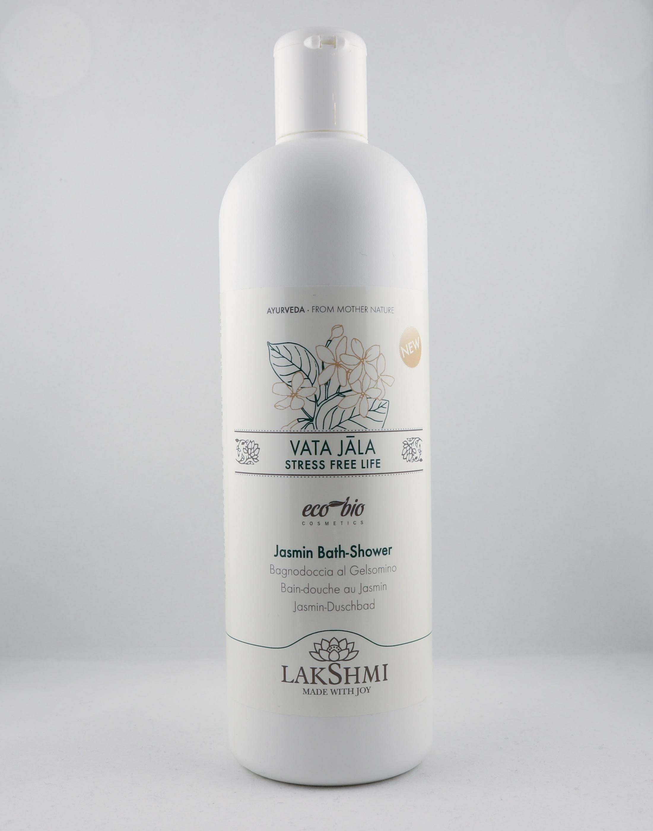 Vata Jasmin Bath-Shower hudvårdsprodukt hudvårdstyp alternativ hälsa wellness ayurveda kropp