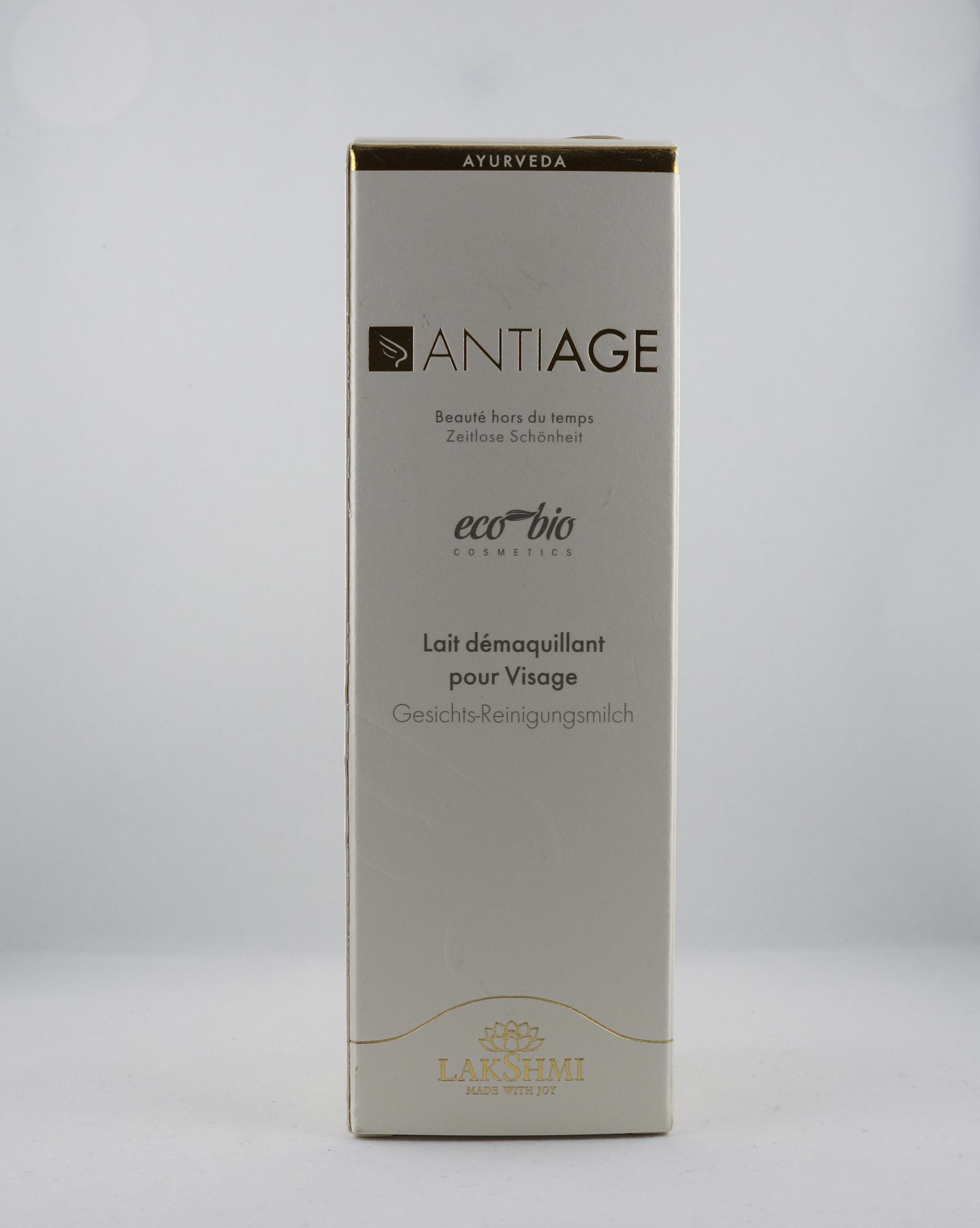 Anti-Age Face Cleansing Milk hudvårdsprodukt hudvårdstyp alternativ hälsa wellness ayurveda Lakshmi