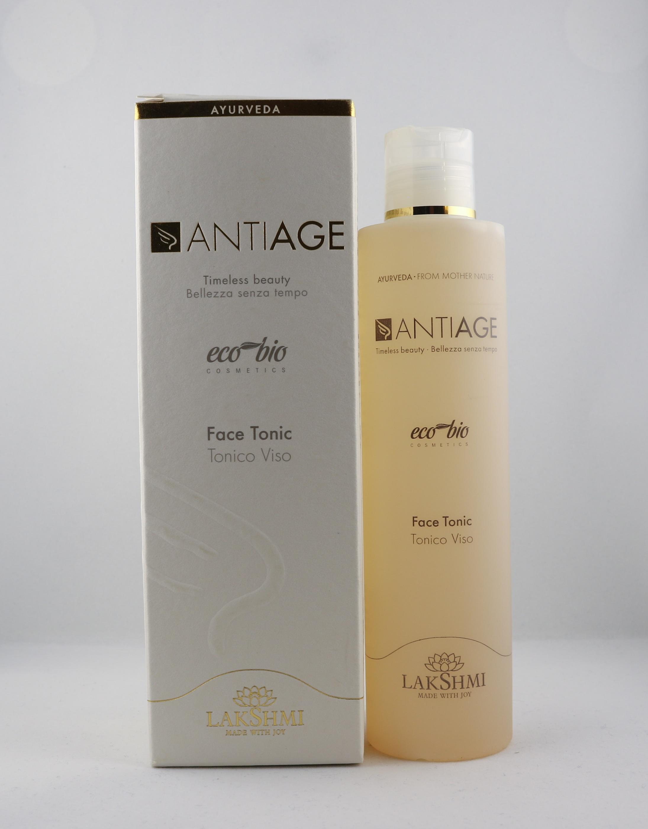Anti-Age Face Tonic hudvårdsprodukt hudvårdstyp alternativ hälsa wellness ayurveda anti age