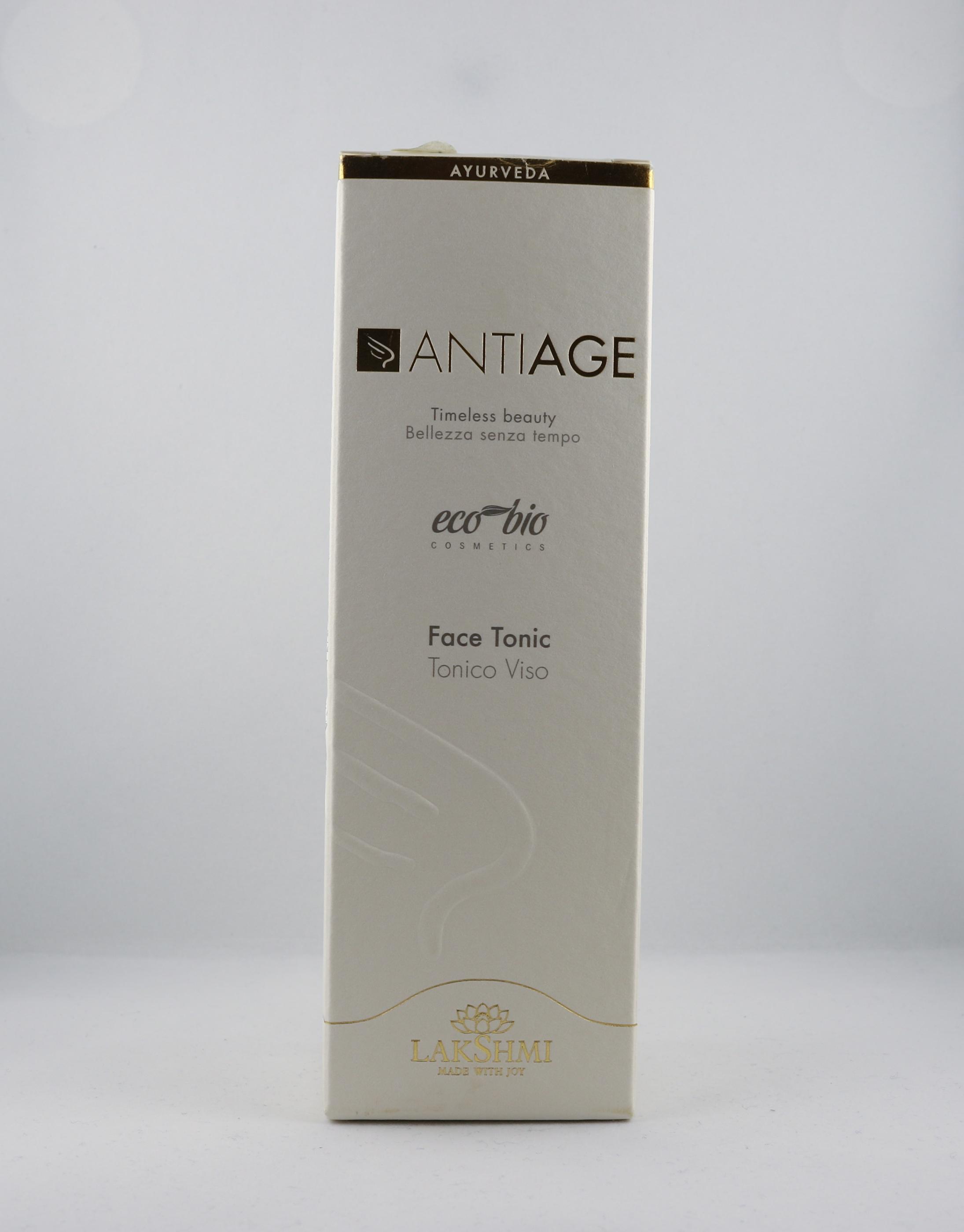 Anti-Age Face Tonic hudvårdsprodukt hudvårdstyp alternativ hälsa wellness ayurveda för män