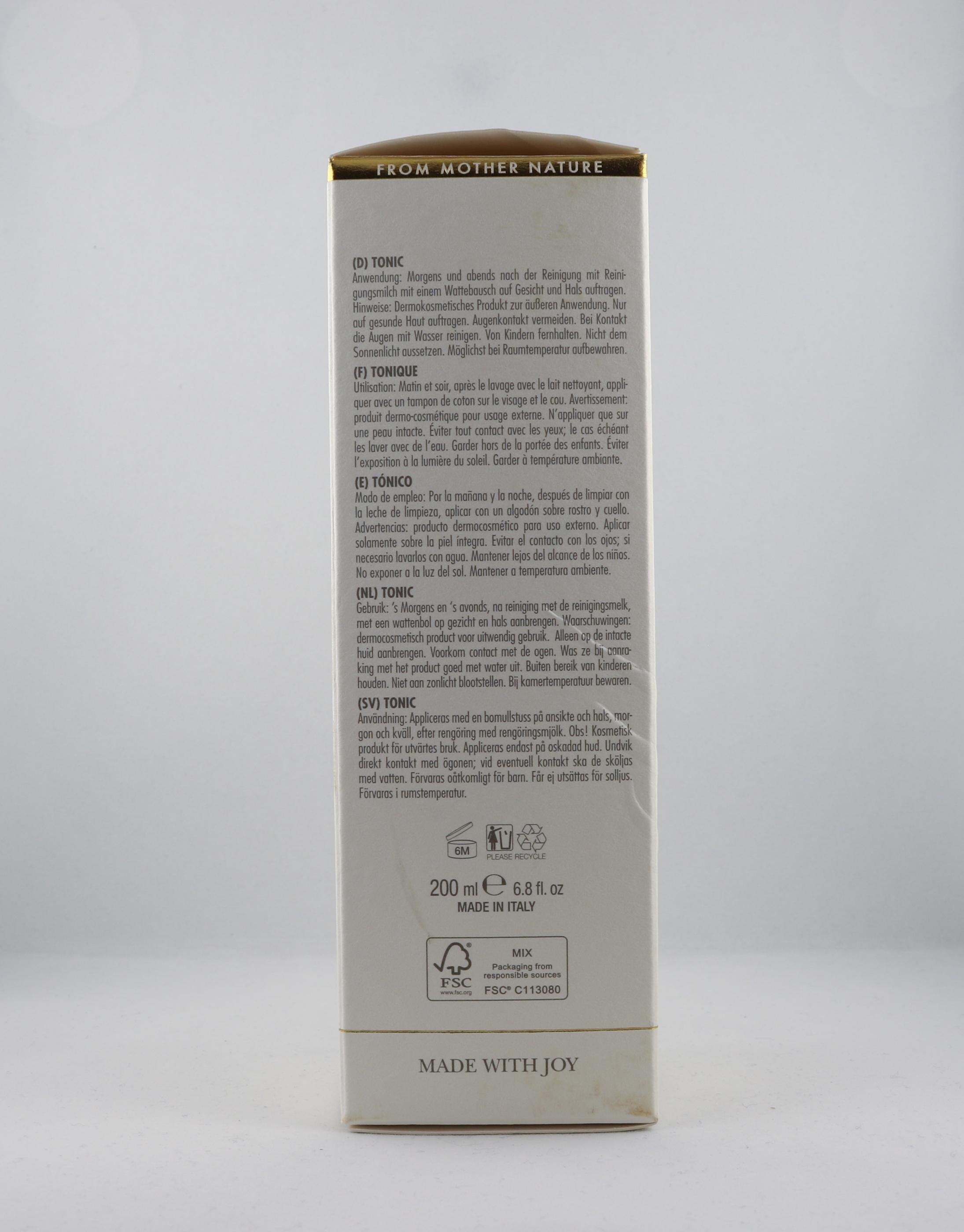 Anti-Age Face Tonic hudvårdsprodukt hudvårdstyp alternativ hälsa wellness ayurveda hudvård