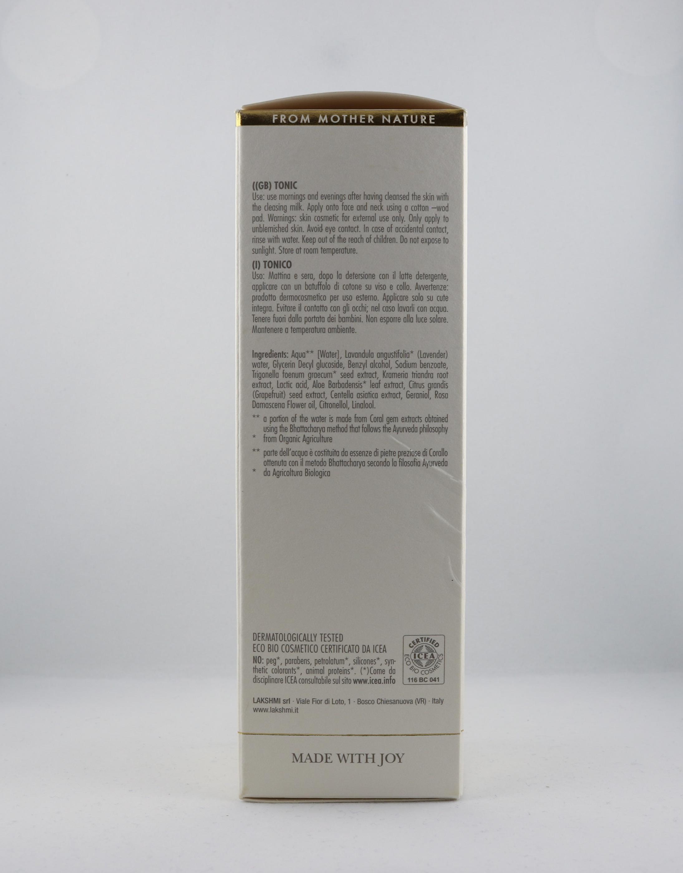 Anti-Age Face Tonic hudvårdsprodukt hudvårdstyp alternativ hälsa wellness ayurveda hudvårdsprodukter