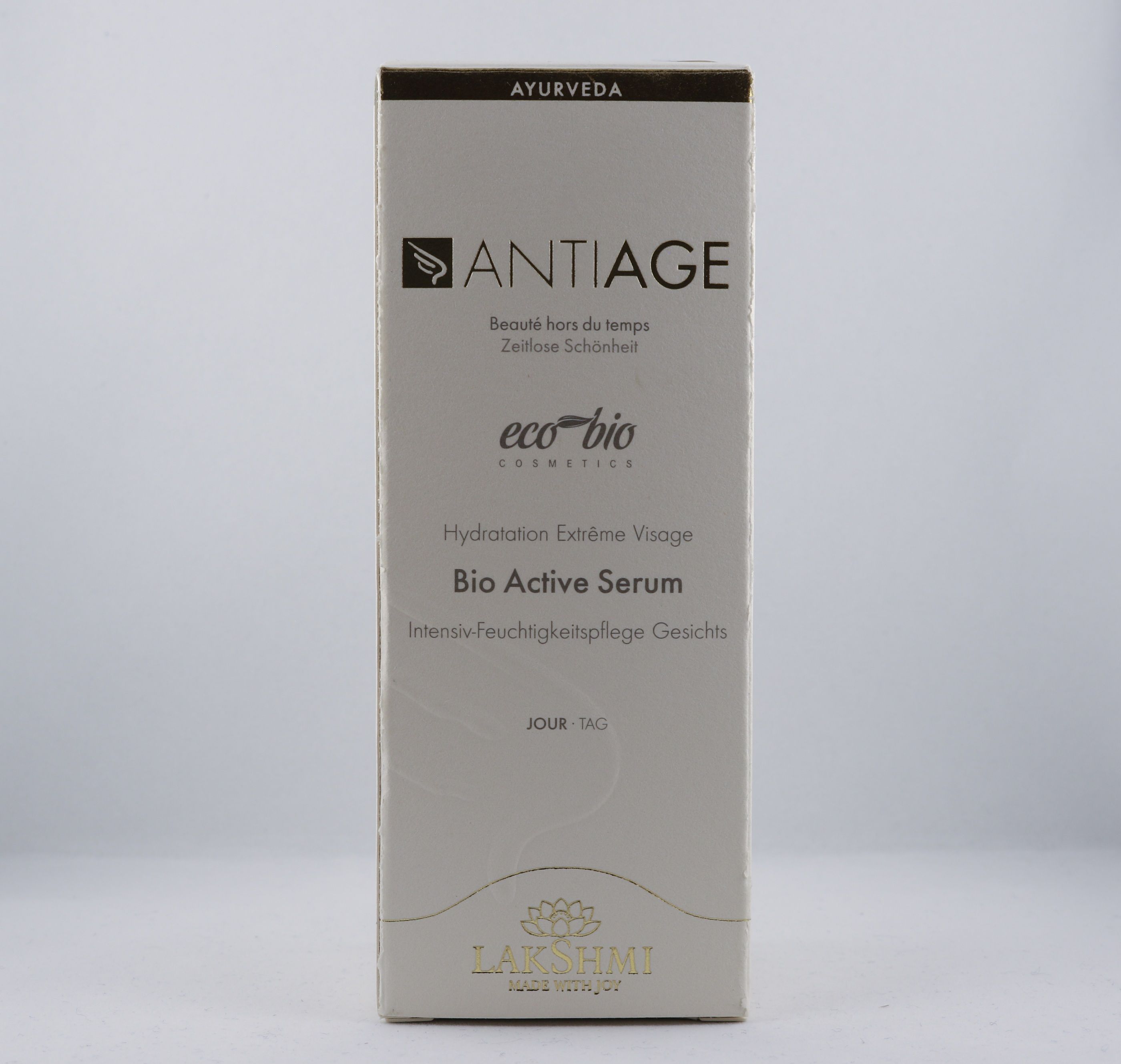 Anti-Age Bio Active Serum wellness ayurveda  halmstad sweden sverige