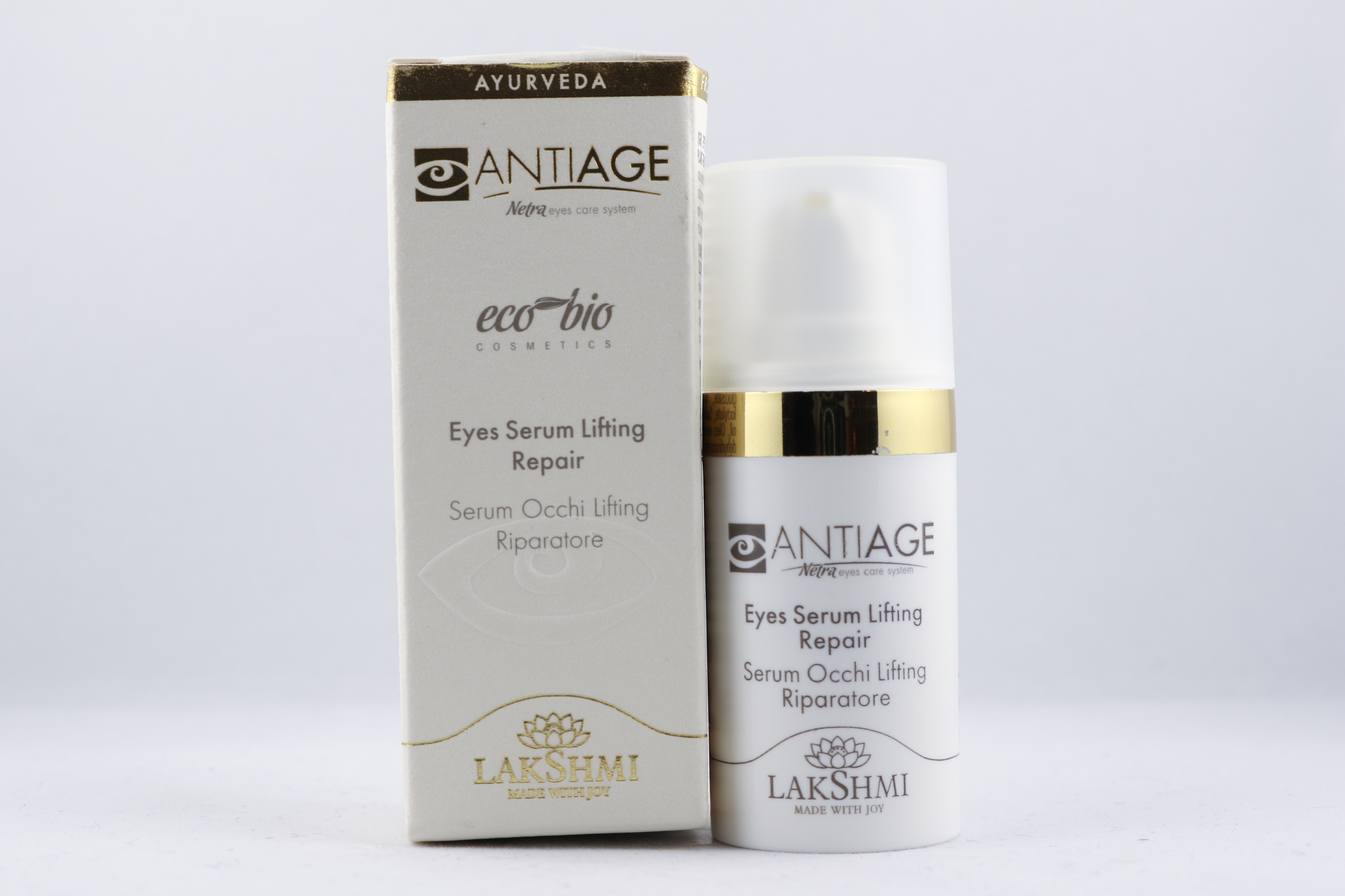 Anti-Age Eyes Serum Lifting Repair wellness ayurveda  halmstad sweden svensk hudvård