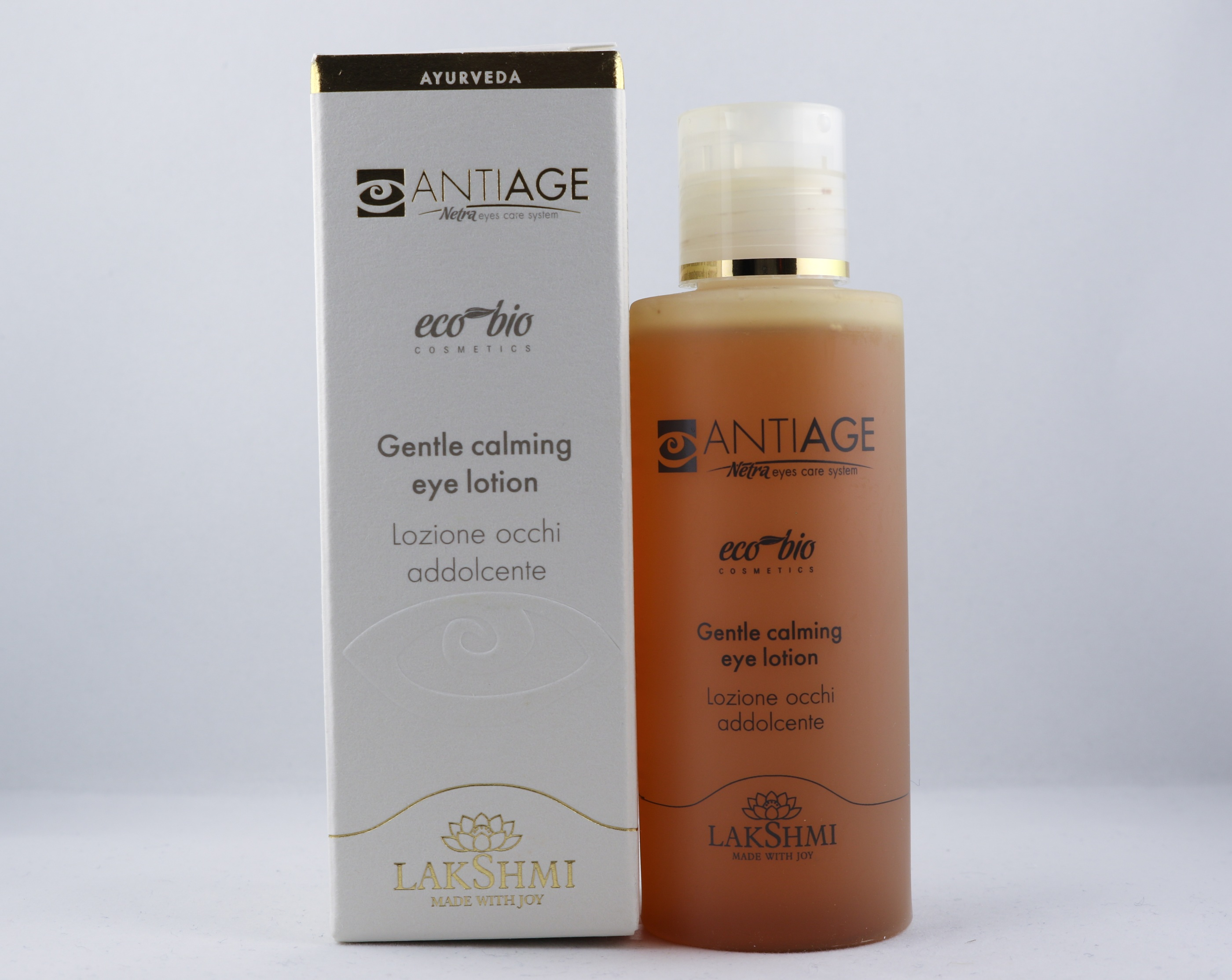 Anti-Age Gentle Calming Eye Lotion wellness ayurveda  halmstad sweden sverige