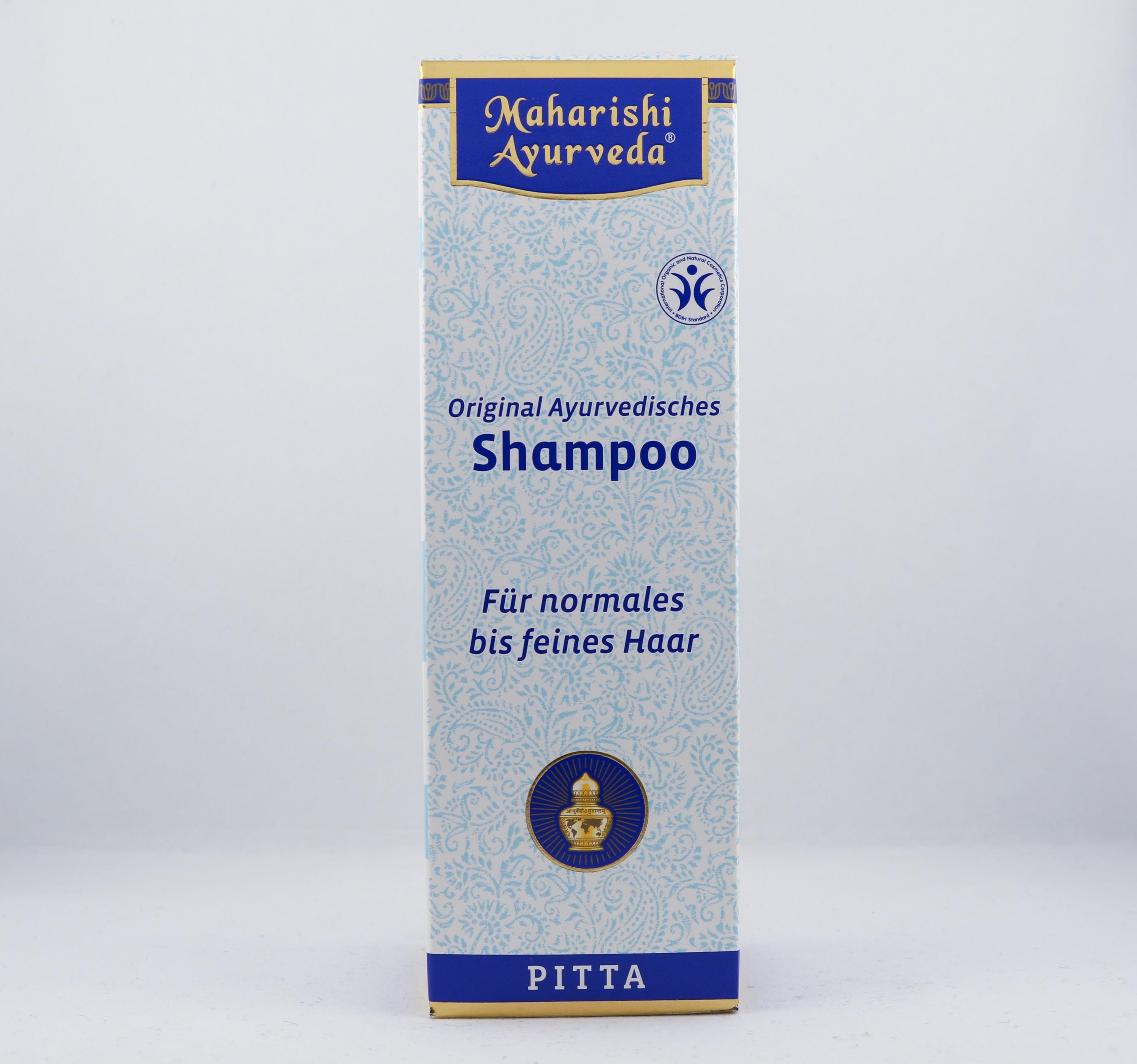 Pitta Schampo wellness ayurveda  halmstad sweden svensk hygien