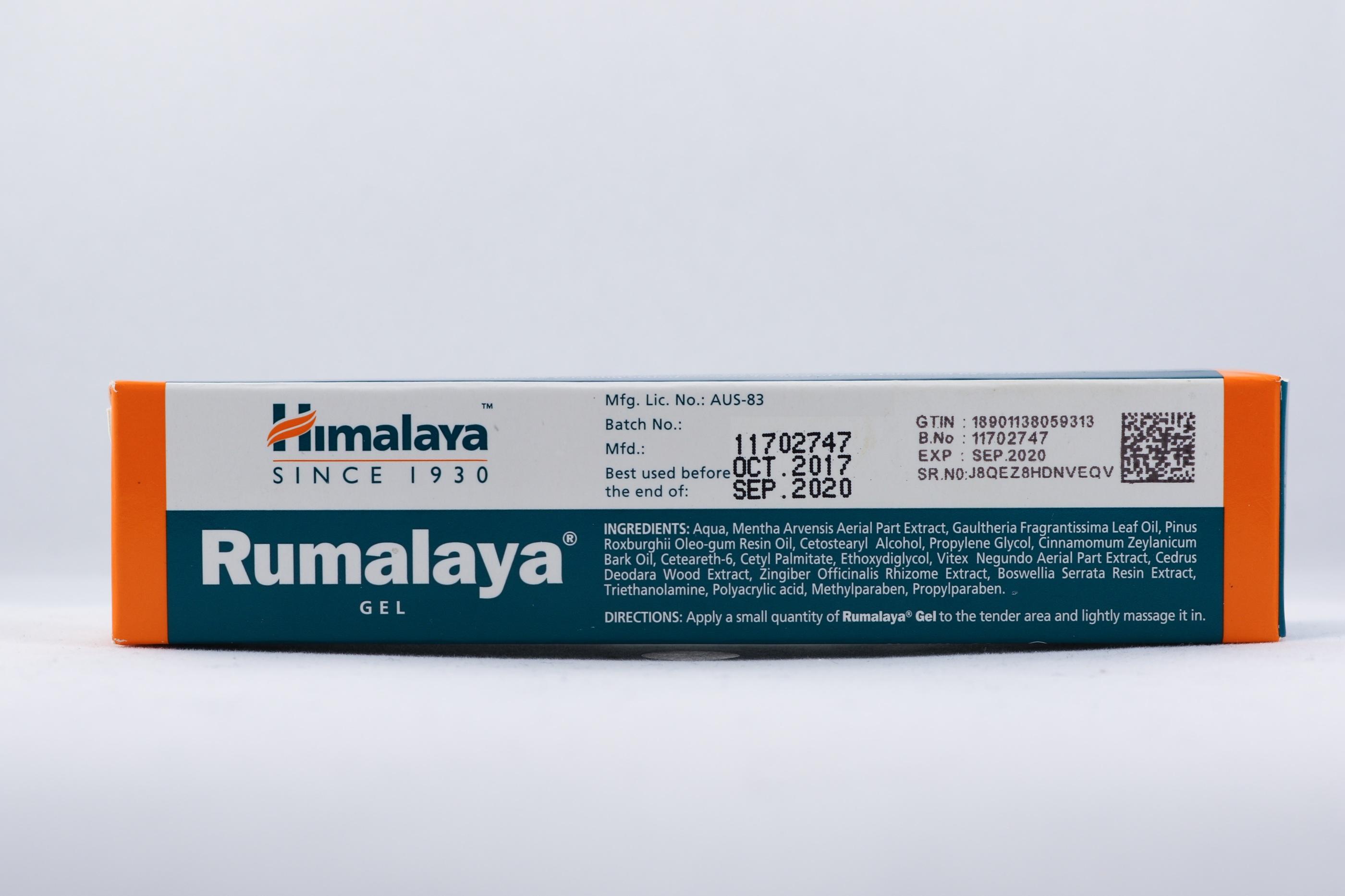 Rumalaya gel wellness ayurveda  halmstad sweden svensk hudvård