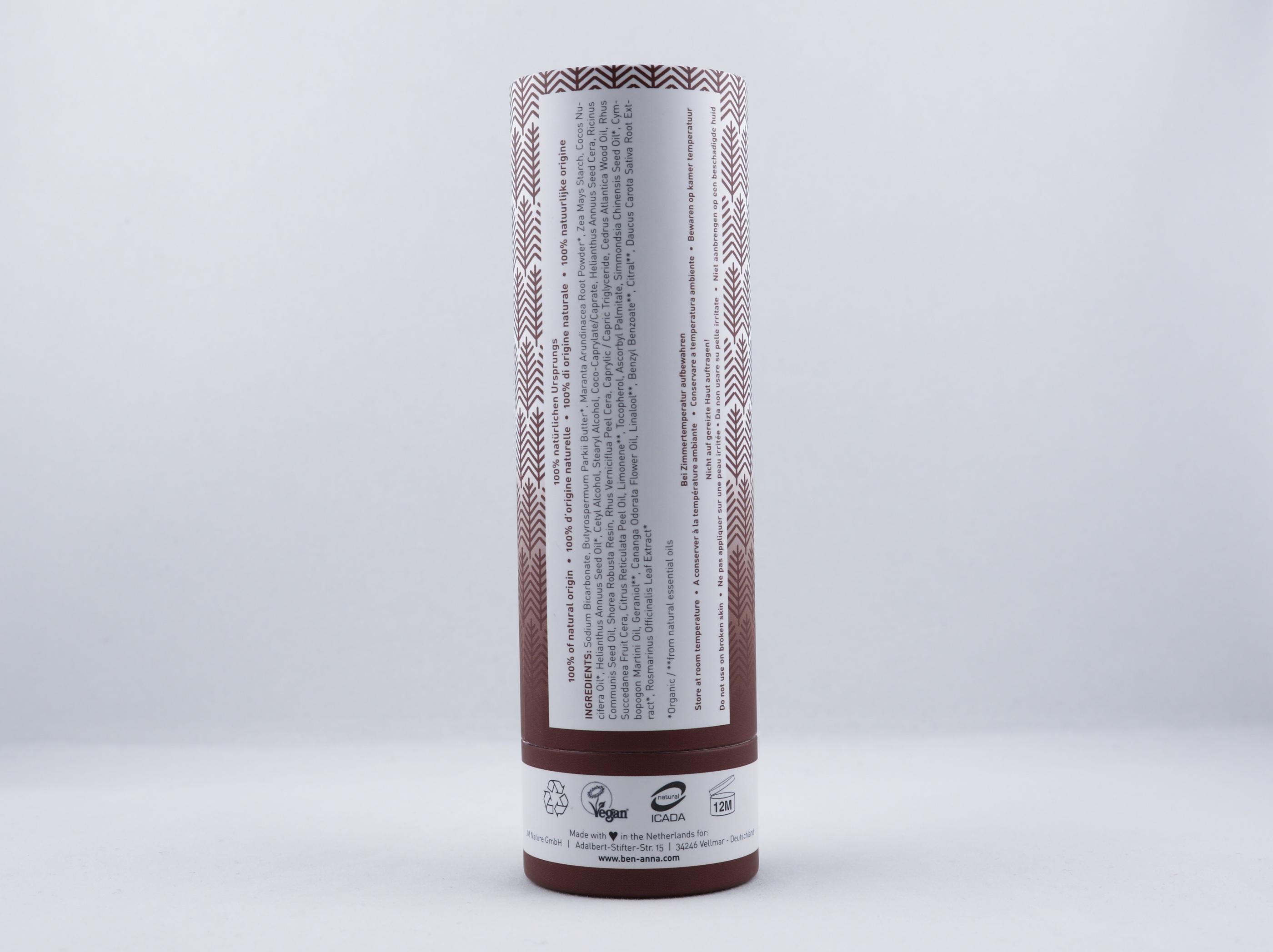 Deodorant - Nordic Timber wellness ayurveda halmstad sweden svensk hygien
