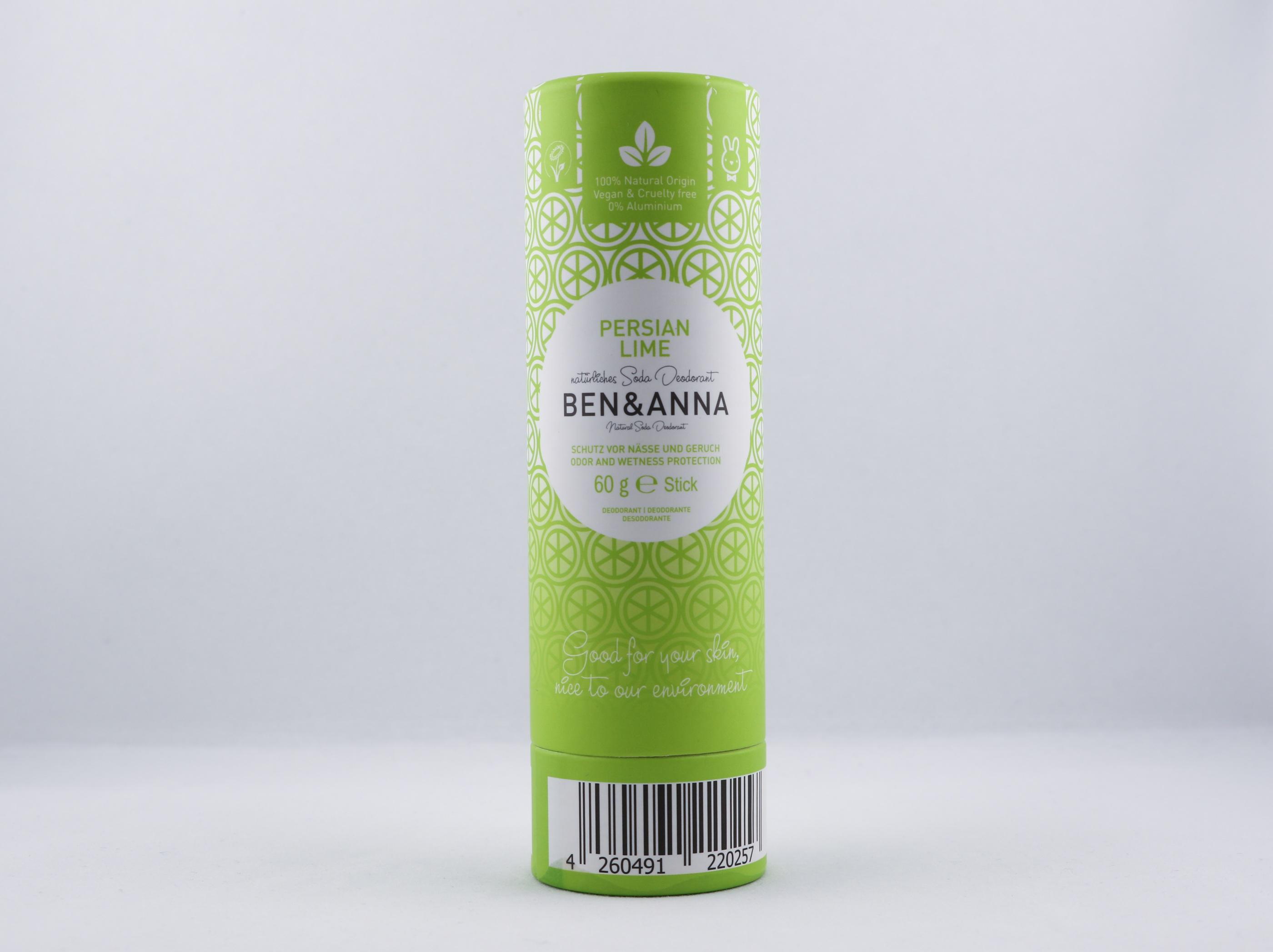 Deodorant - Persian Lime wellness ayurveda halmstad sweden svensk hygien