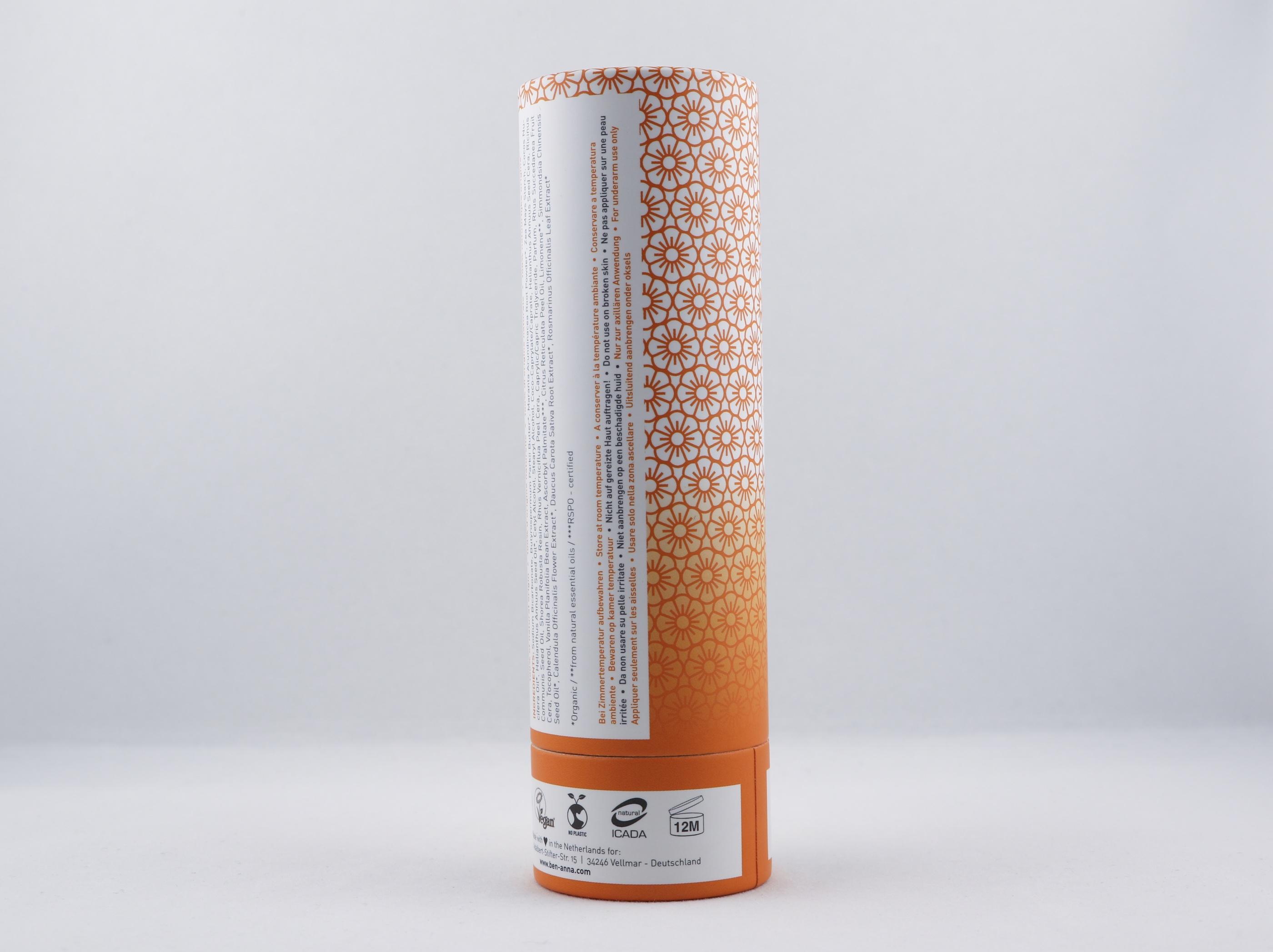 Deodorant - Vanilla Orchid wellness ayurveda halmstad sweden svensk hygien
