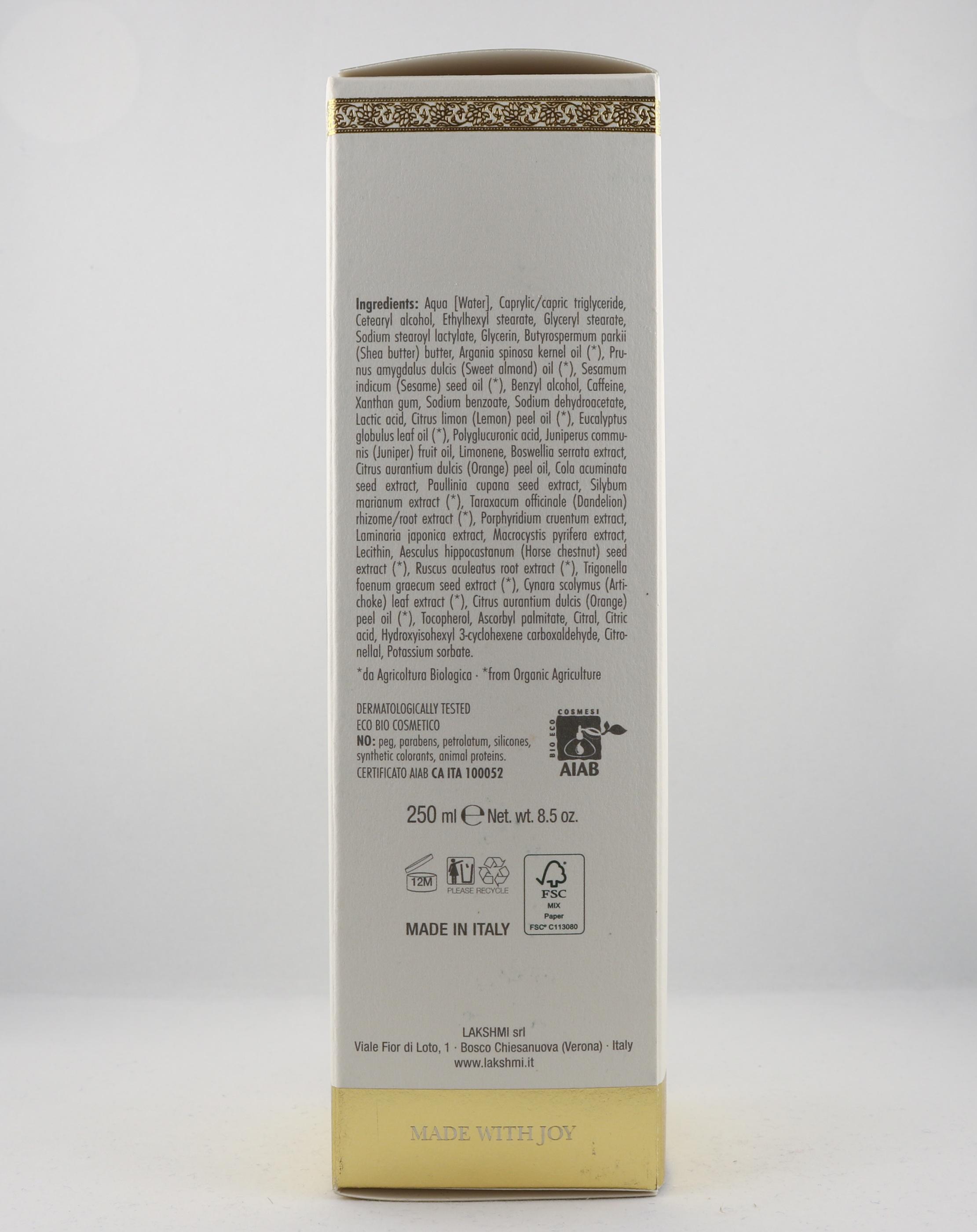 Draining Cell Cream wellness ayurveda halmstad sweden svensk hudvård