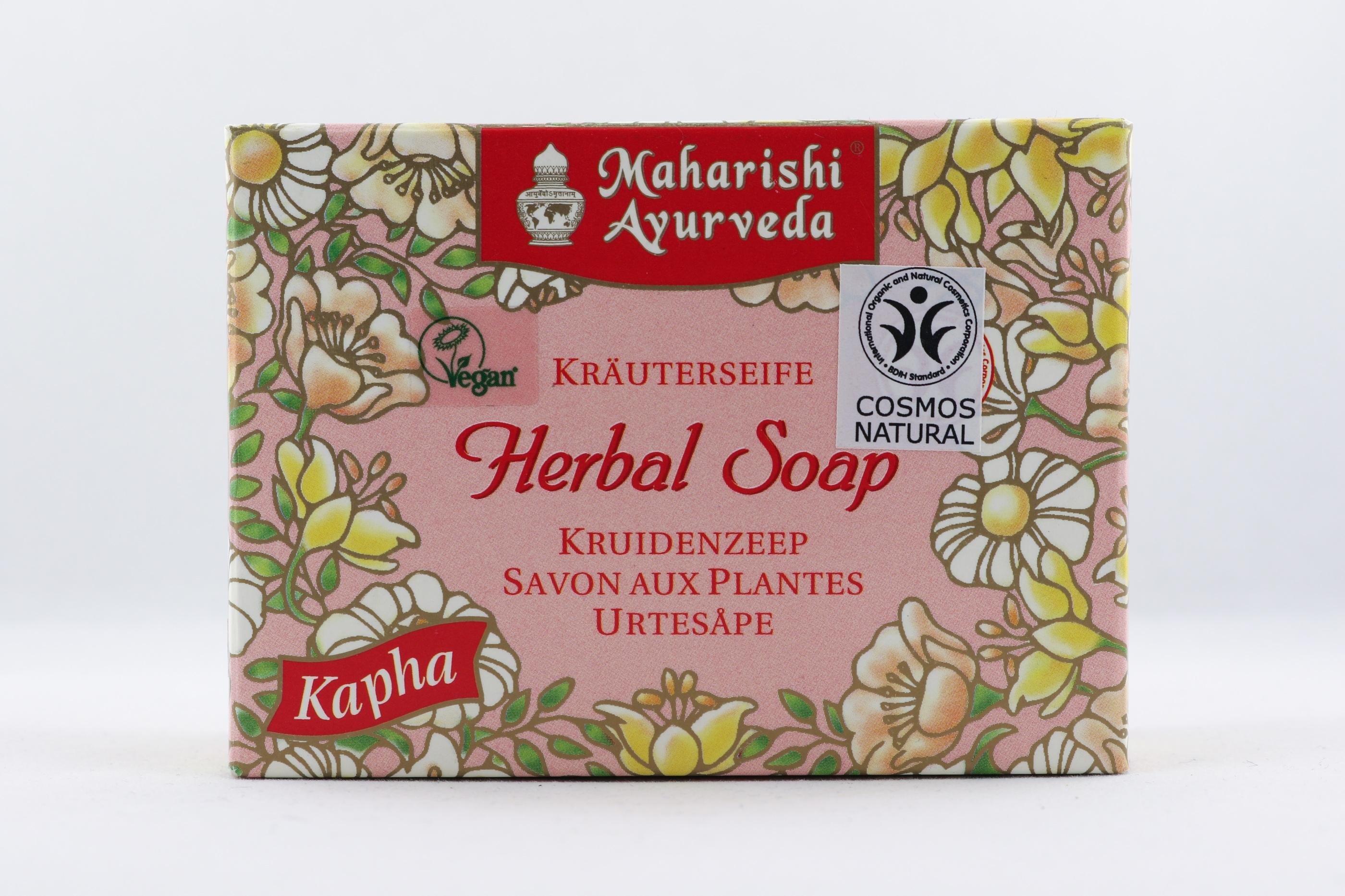 Kapha Örttvål - Citronella wellness ayurveda halmstad sweden svensk hygien