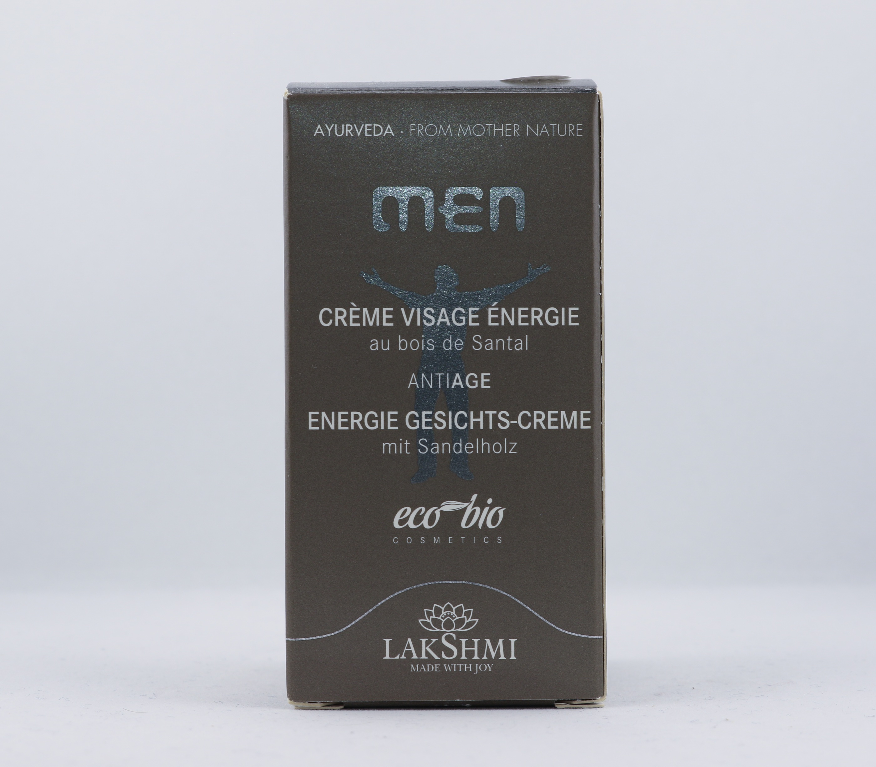 Men Energy Face Cream wellness ayurveda halmstad sweden svensk hudvård