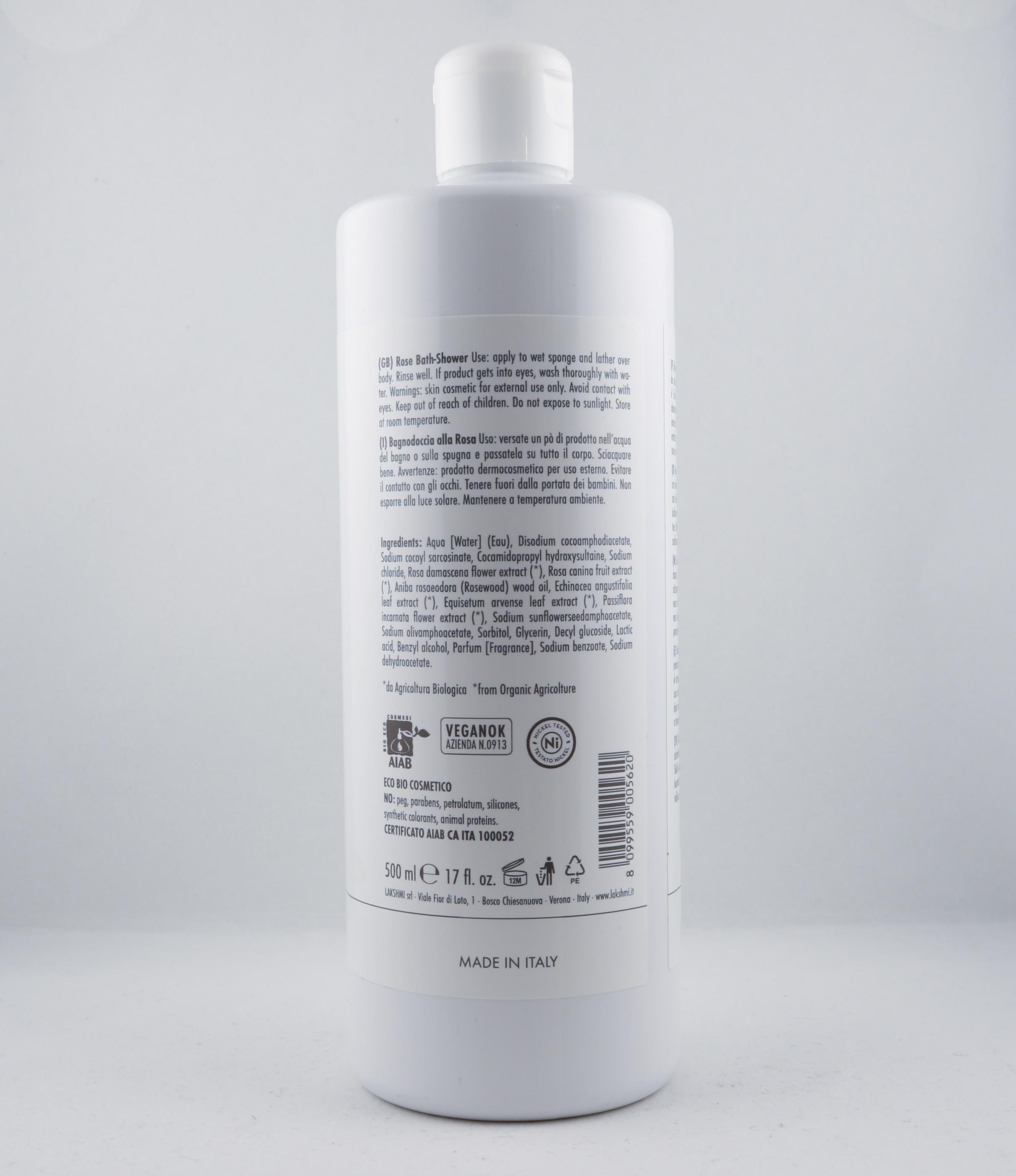 Pitta Rose Bath-shower wellness ayurveda halmstad sweden svensk hygien