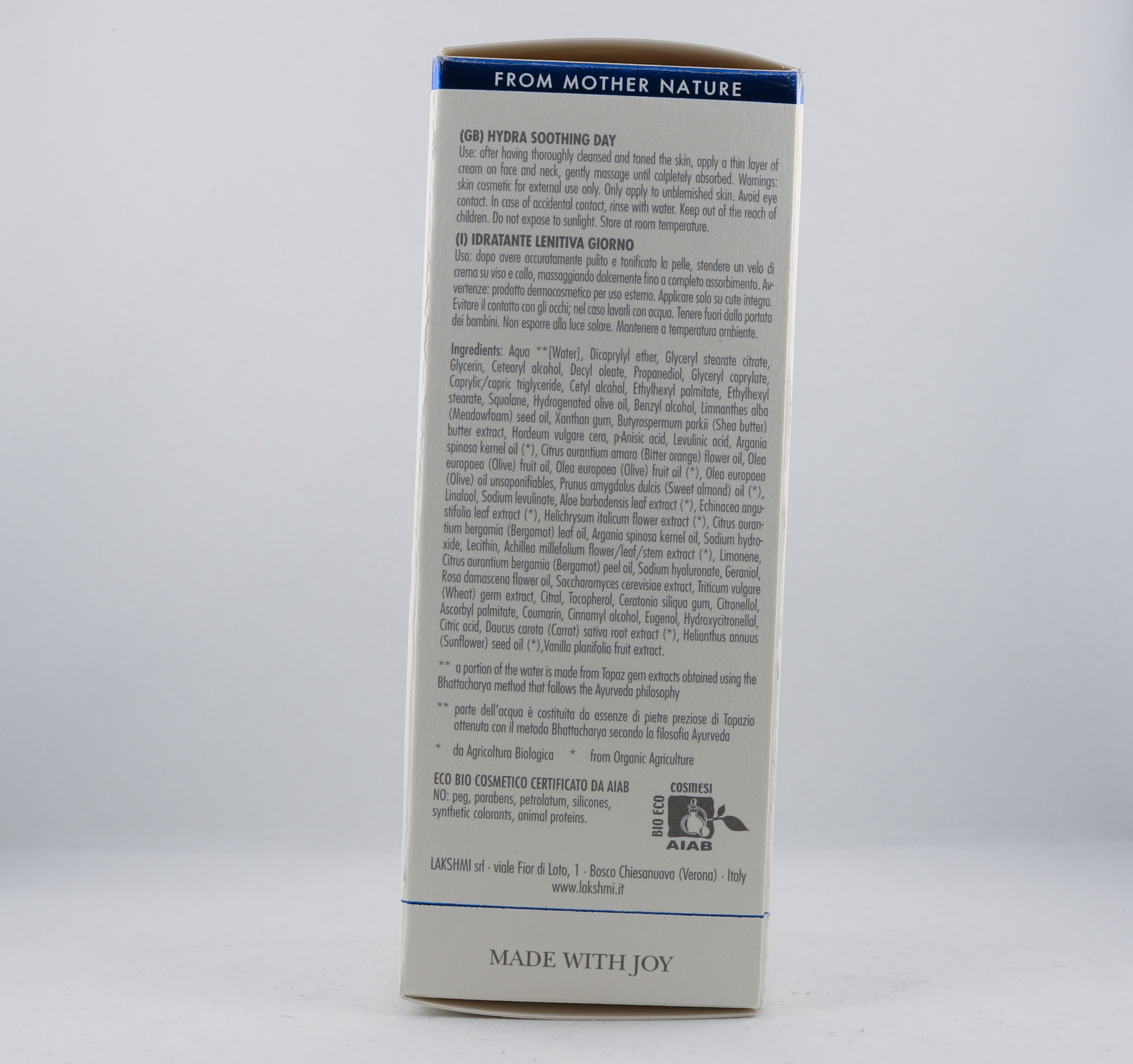 Pitta Rose Cream wellness ayurveda  halmstad sweden svensk hudvård