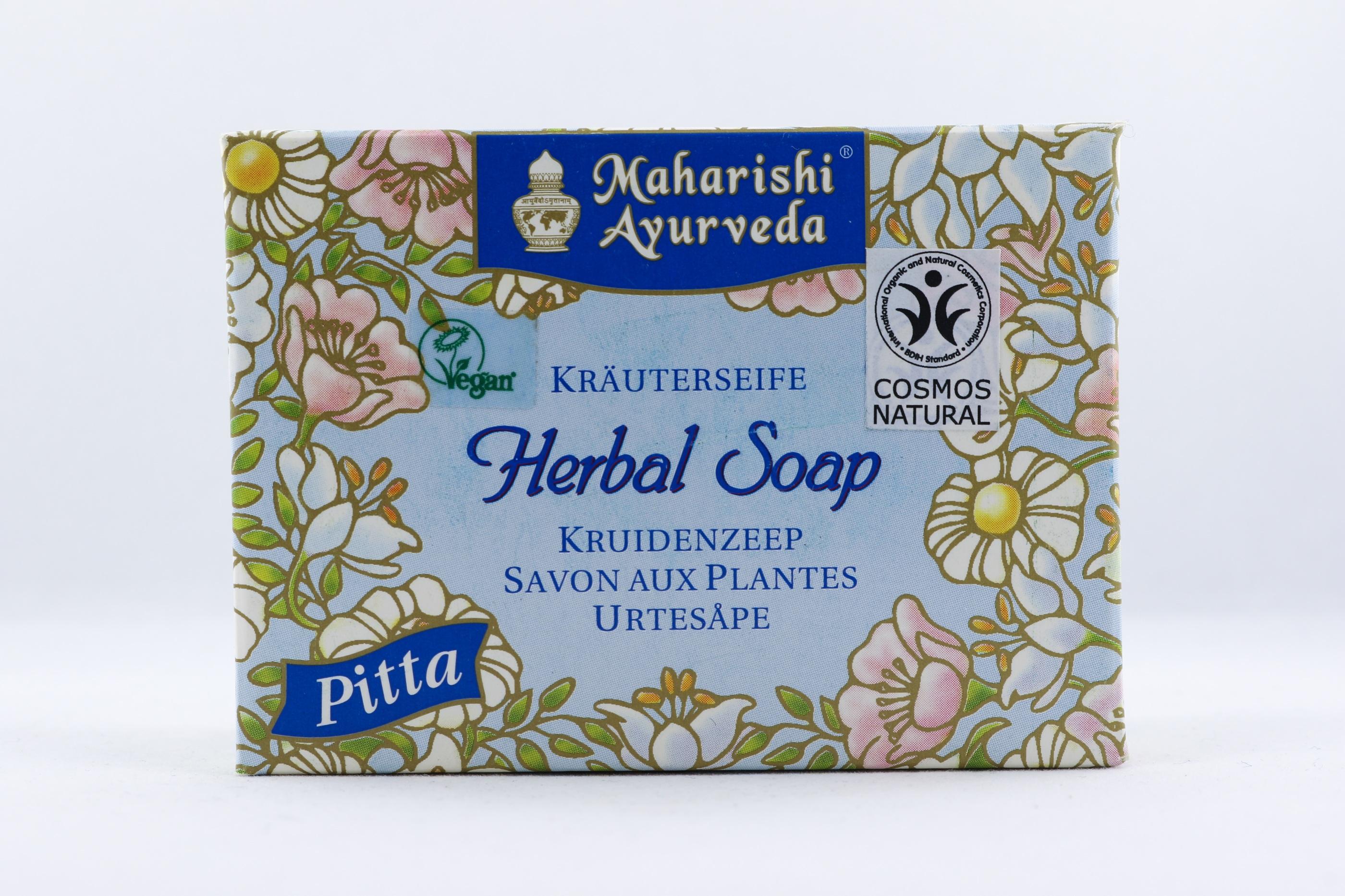 Pitta Örttvål - Sandelträ wellness ayurveda halmstad sweden svensk hygien