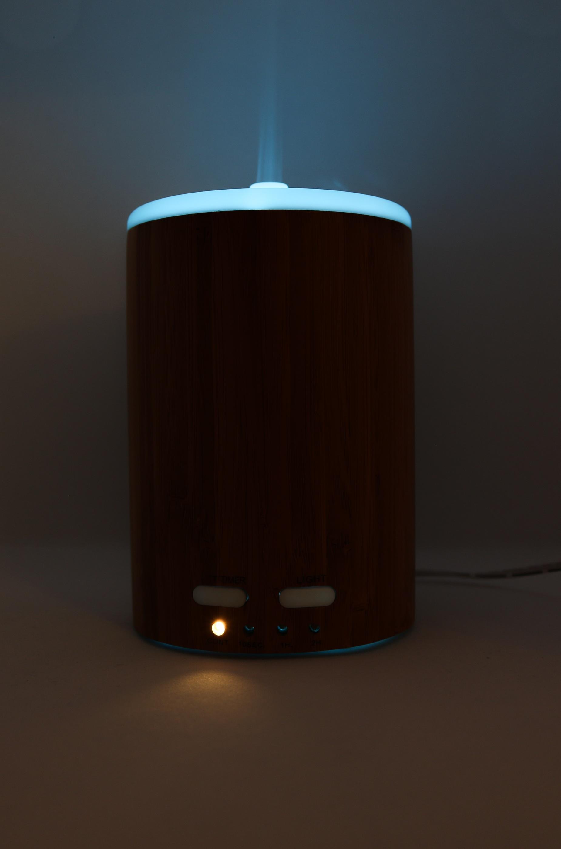 Aroma Diffuser Aromalampa i trä wellness ayurveda halmstad sweden svensk lampa