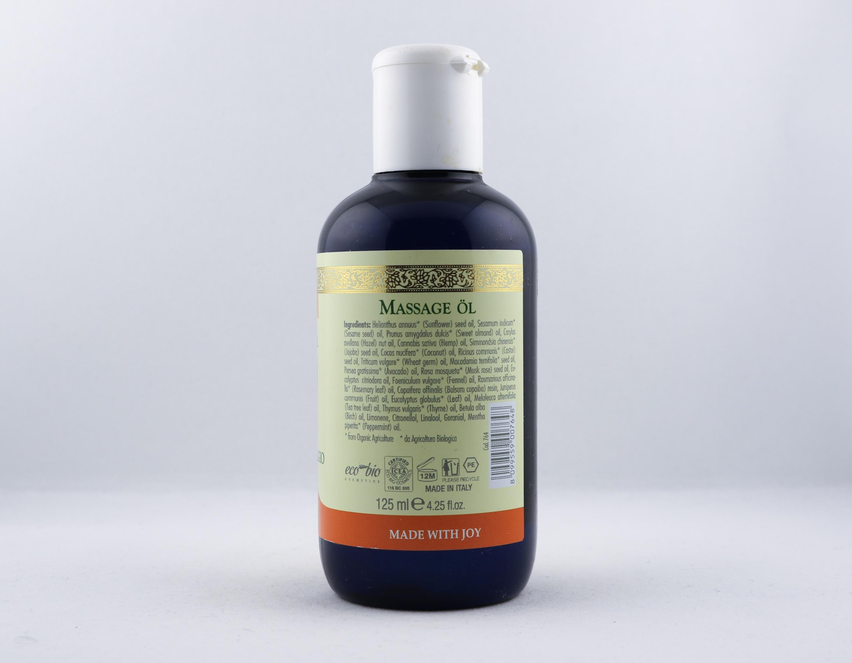 Art-reum massage olja wellness ayurveda halmstad sweden svensk massage olja