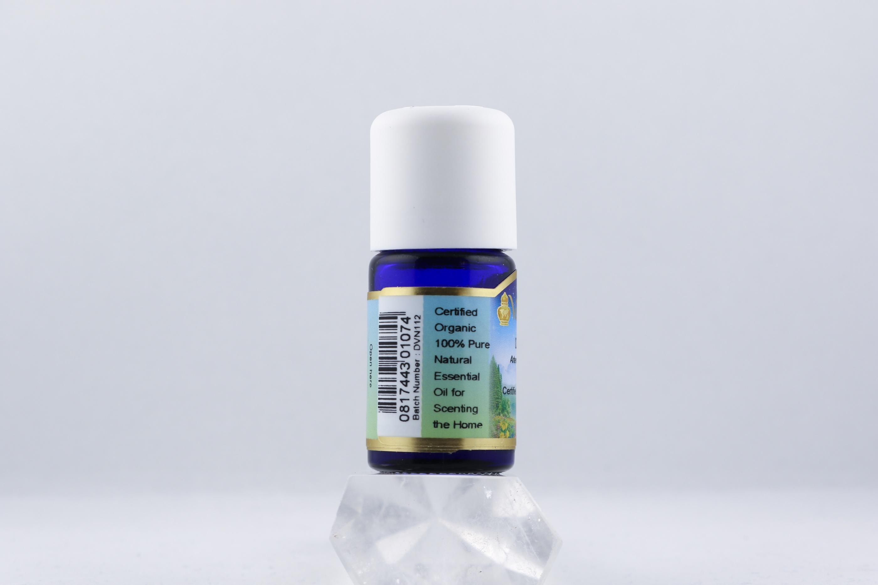 Davana olja wellness ayurveda halmstad sweden svensk eterisk aroma olja