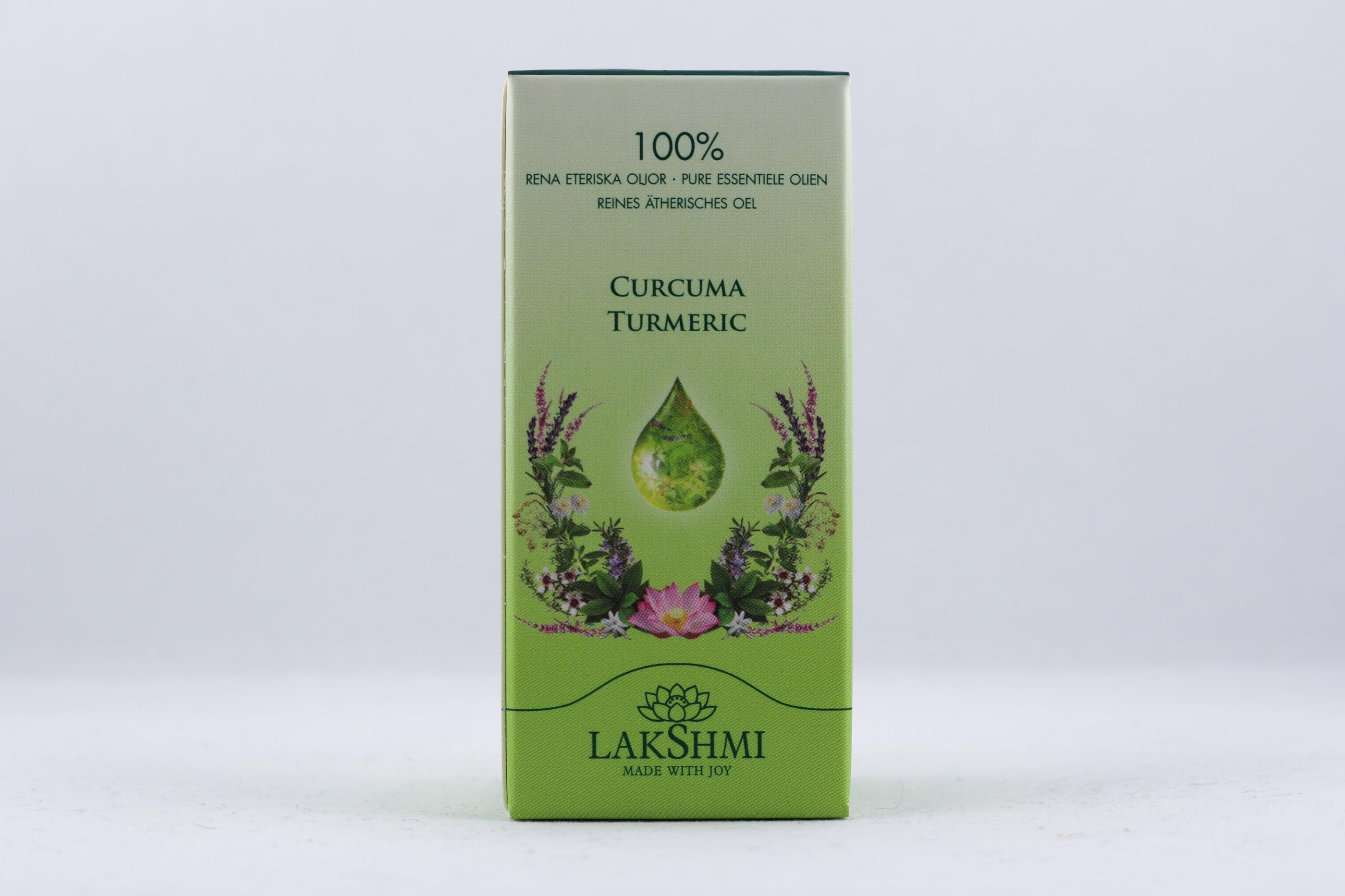 Gurkmeja olja wellness ayurveda halmstad sweden svensk eterisk aroma olja