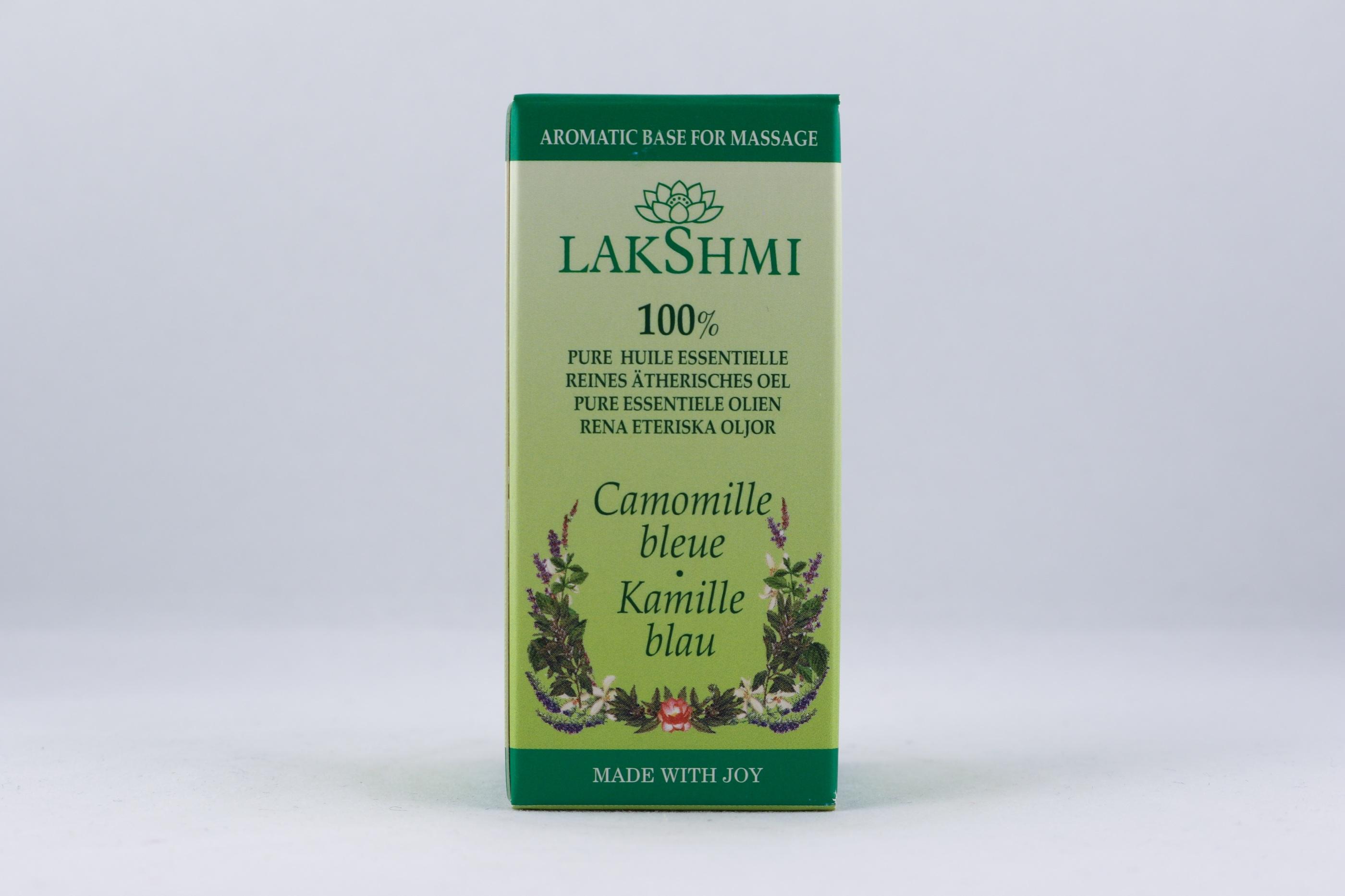 Blå Kamomill wellness ayurveda halmstad sweden svensk eterisk aroma olja