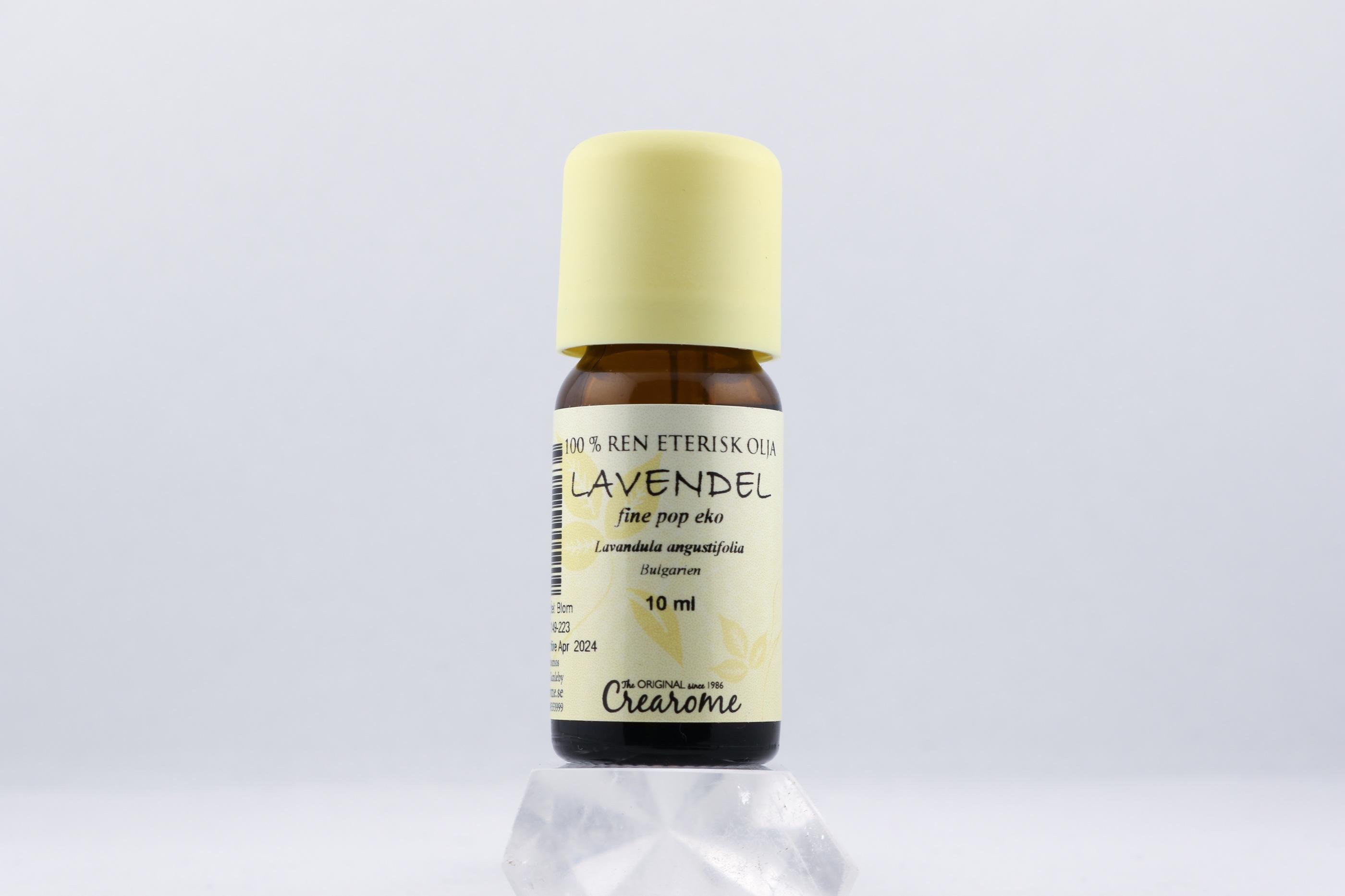 Lavendel olja wellness ayurveda halmstad sweden svensk eterisk aroma olja
