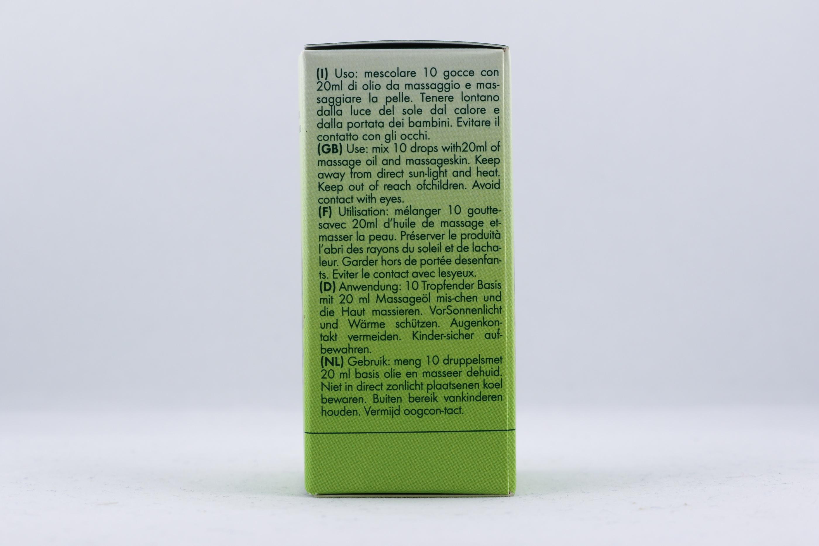 Neroli olja wellness ayurveda halmstad sweden svensk eterisk aroma olja
