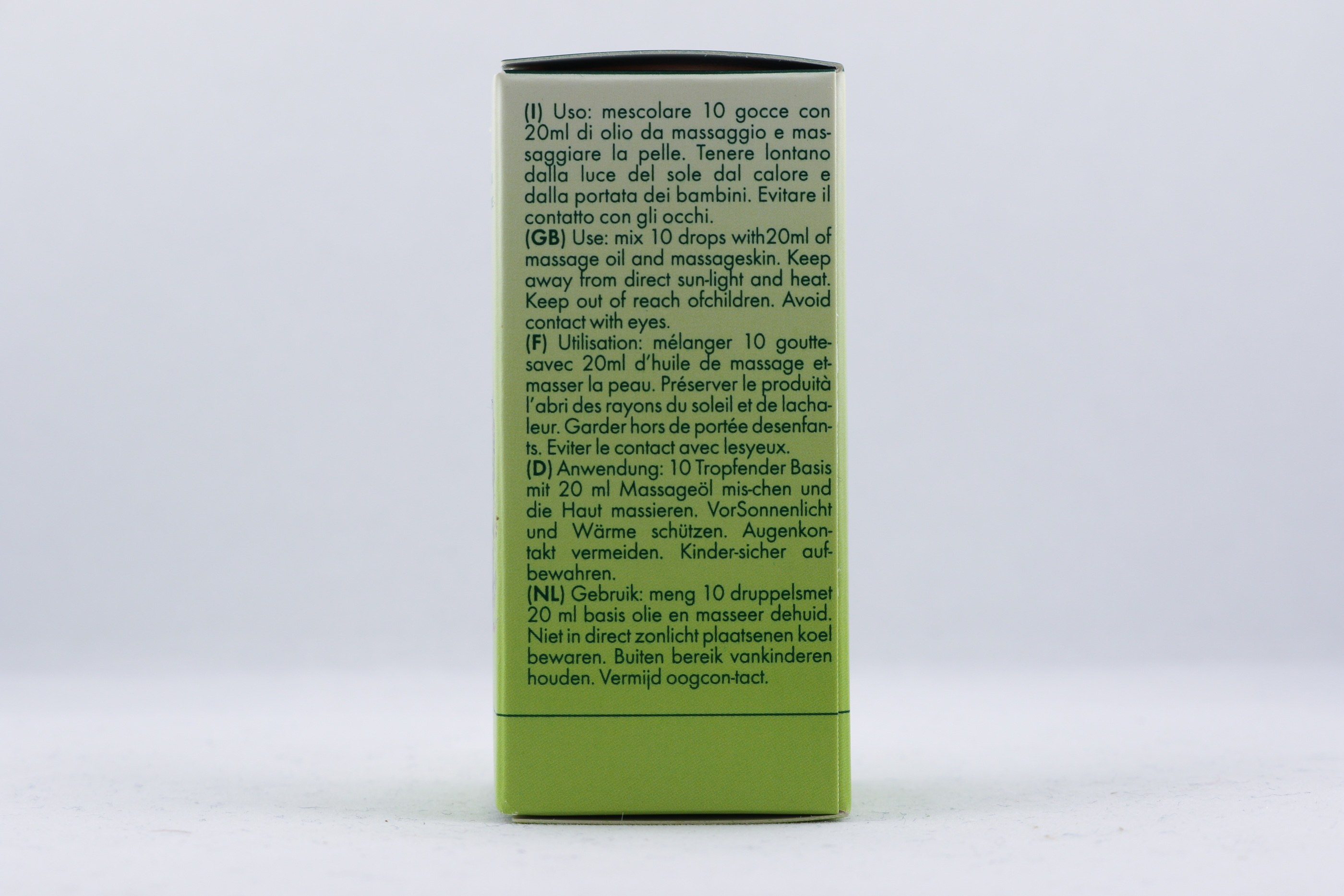 Tulsi olja wellness ayurveda halmstad sweden svensk eterisk aroma olja