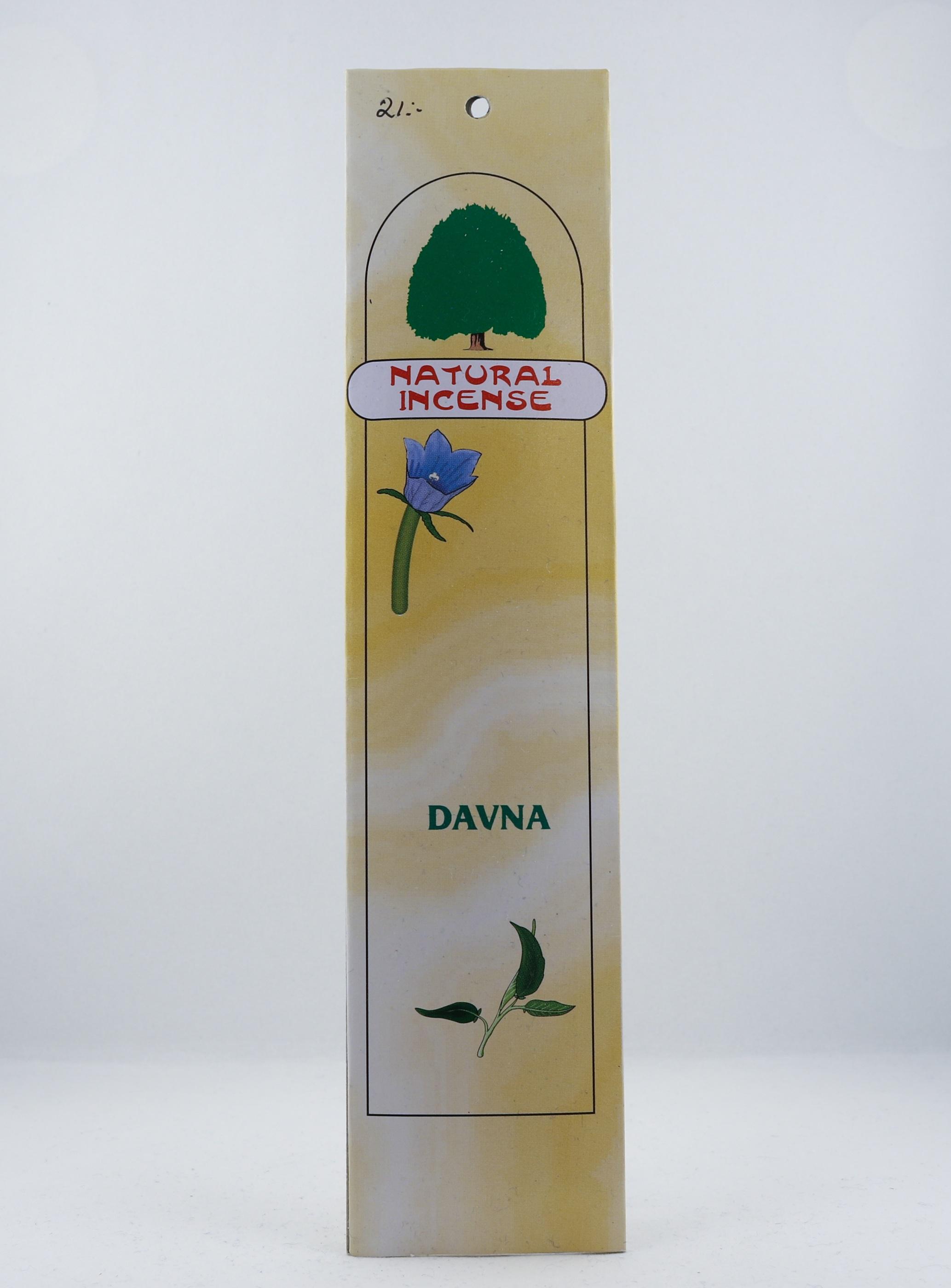 Davna rökelse wellness ayurveda halmstad sweden svensk aroma aromer