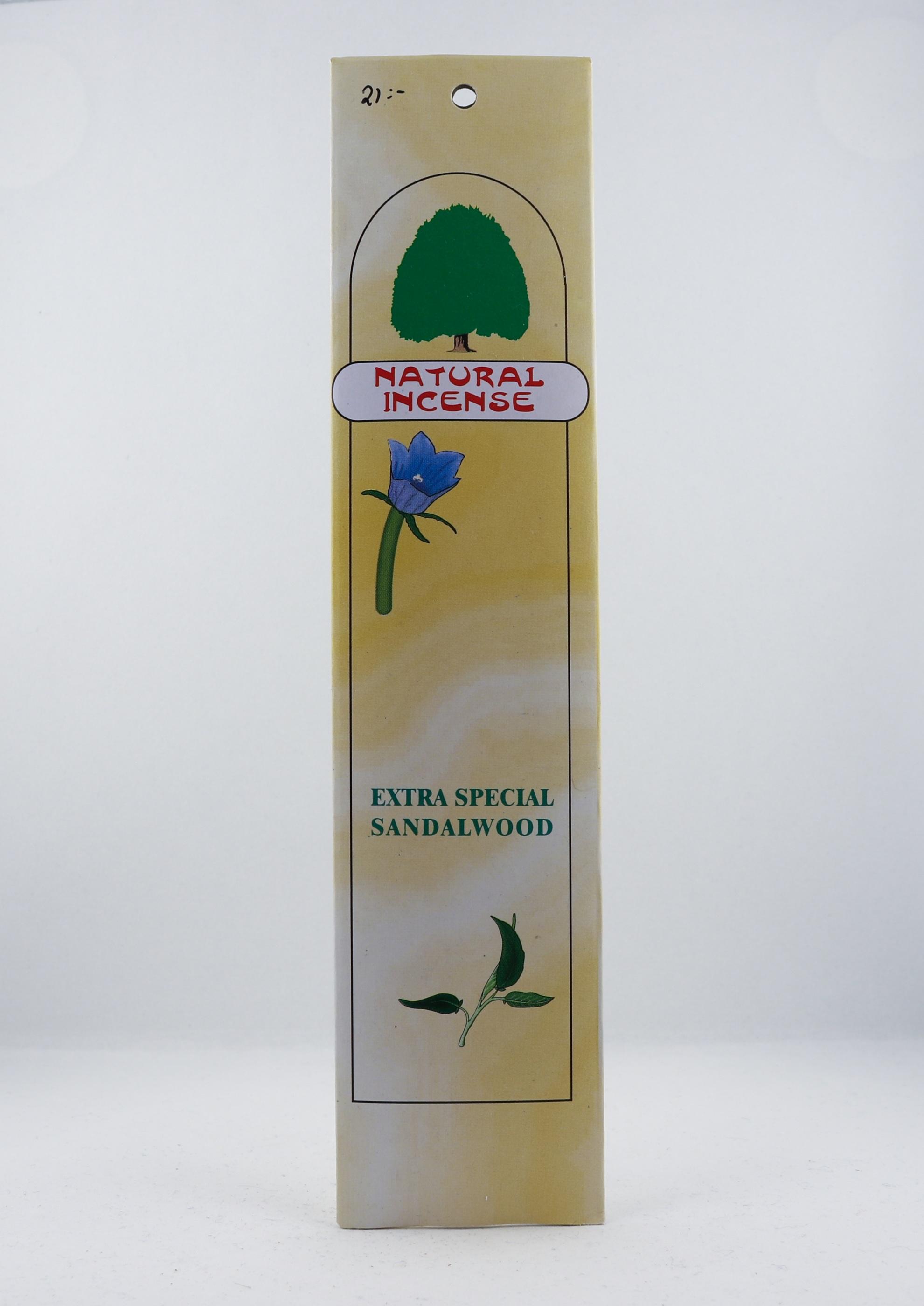 Extra speciell sandelträ rökelse wellness ayurveda halmstad sweden svensk aroma aromer