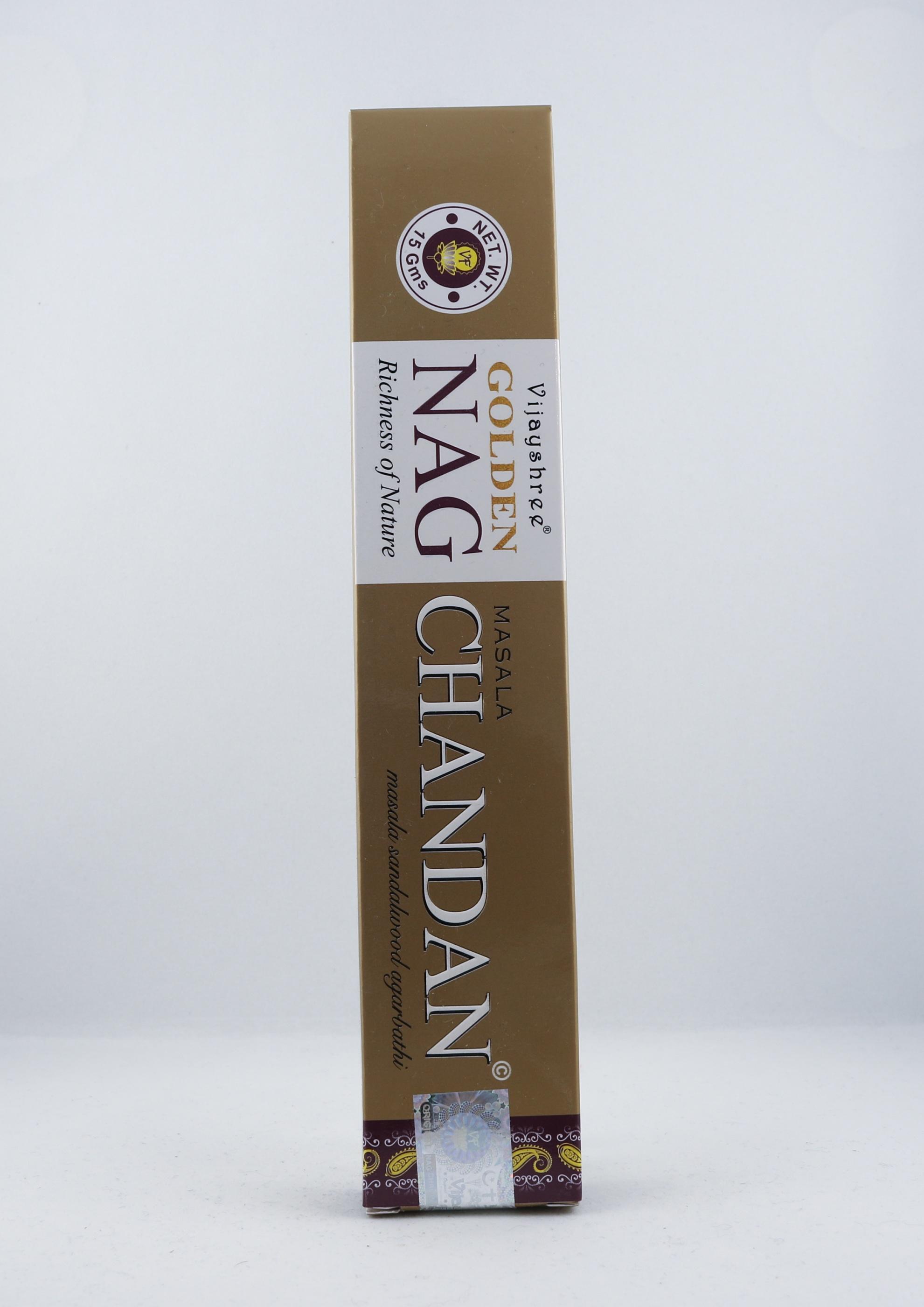 Golden Nag Chandan rökelse wellness ayurveda halmstad sweden svensk aroma aromer