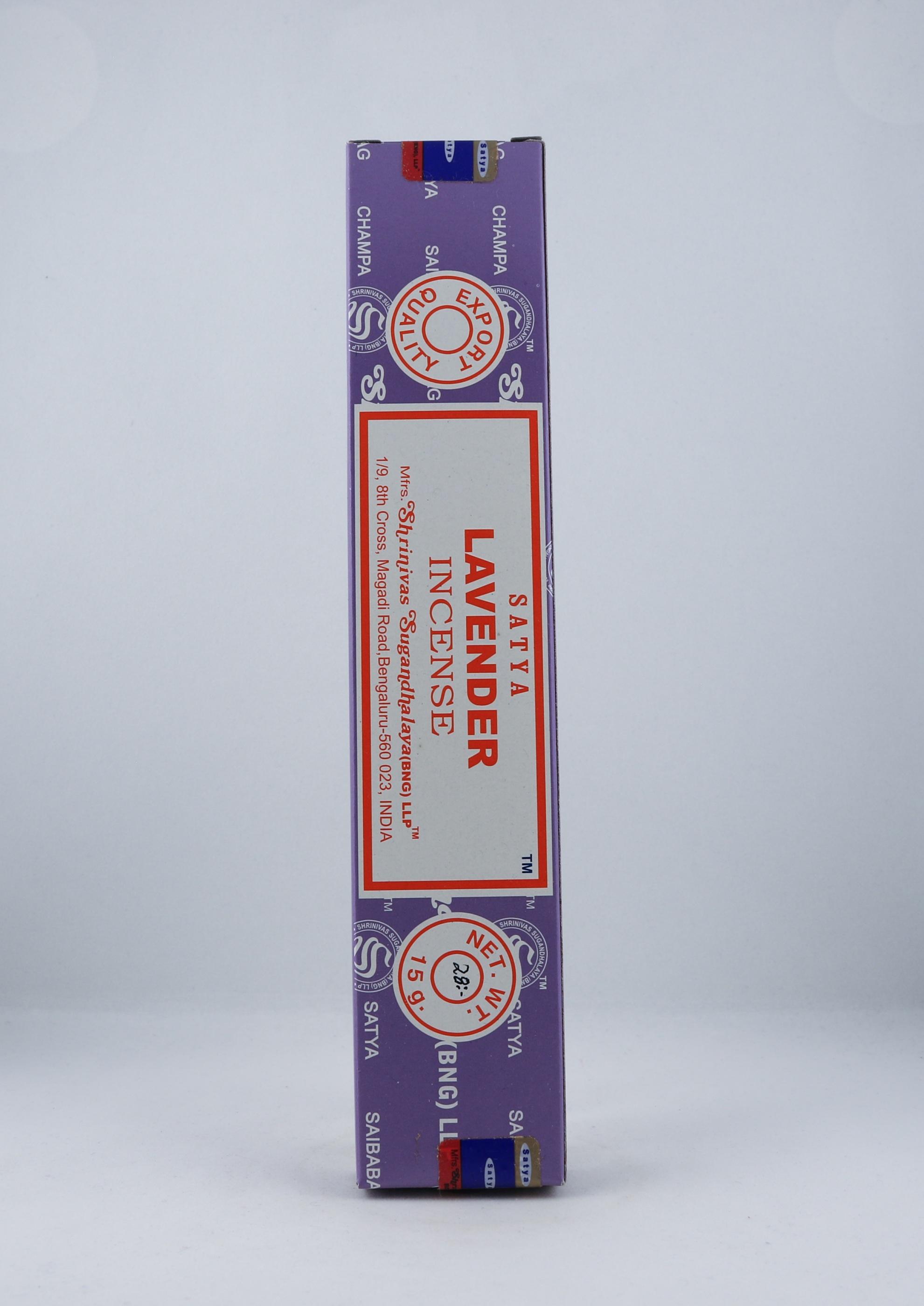 Lavendel rökelse Wellness Ayurveda Halmstadmassören Halmstad Sverige Sweden svensk aroma aromer