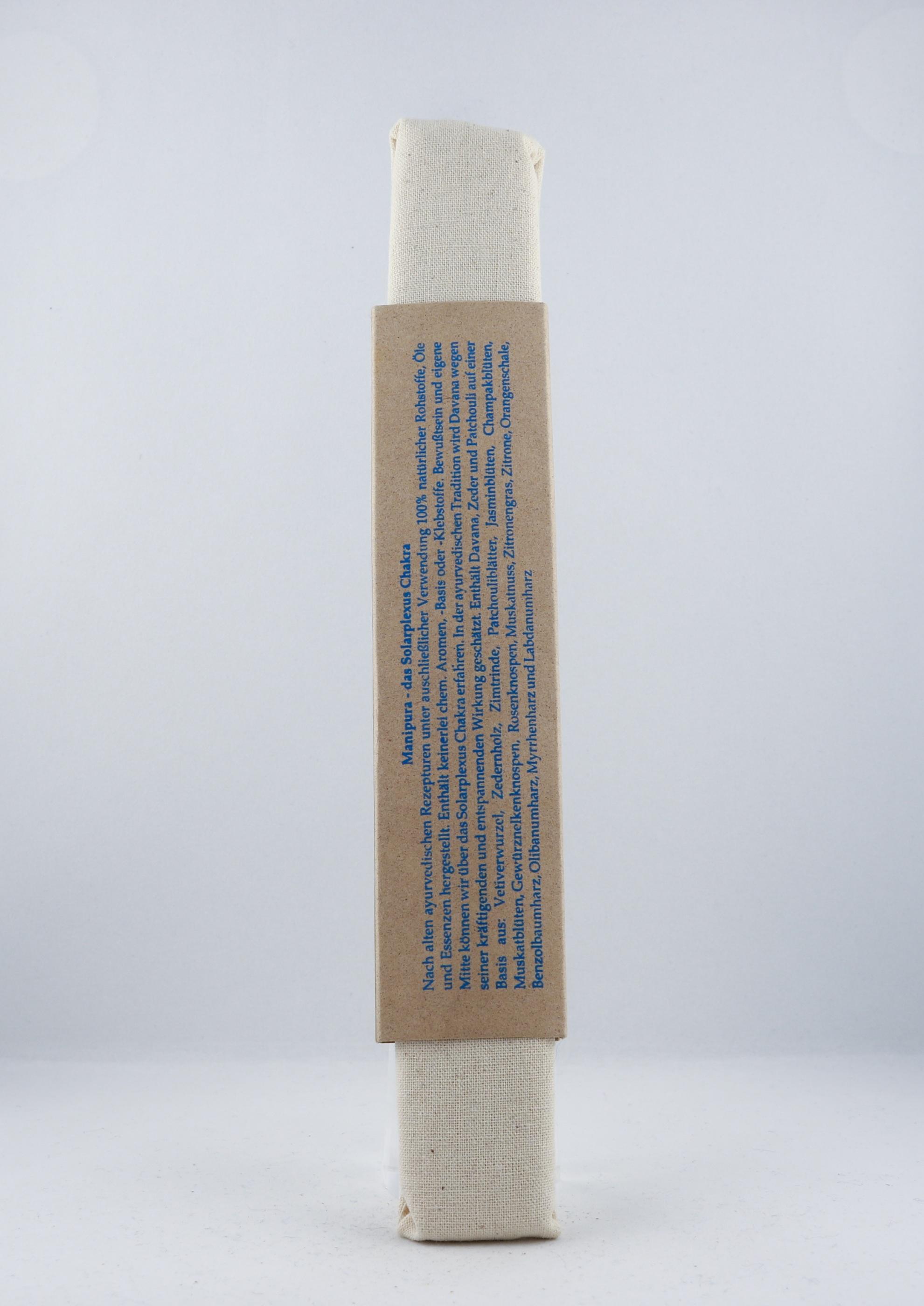 Solarplexus Chakra 3 Davana rökelse wellness ayurveda halmstad sweden svensk aroma aromer