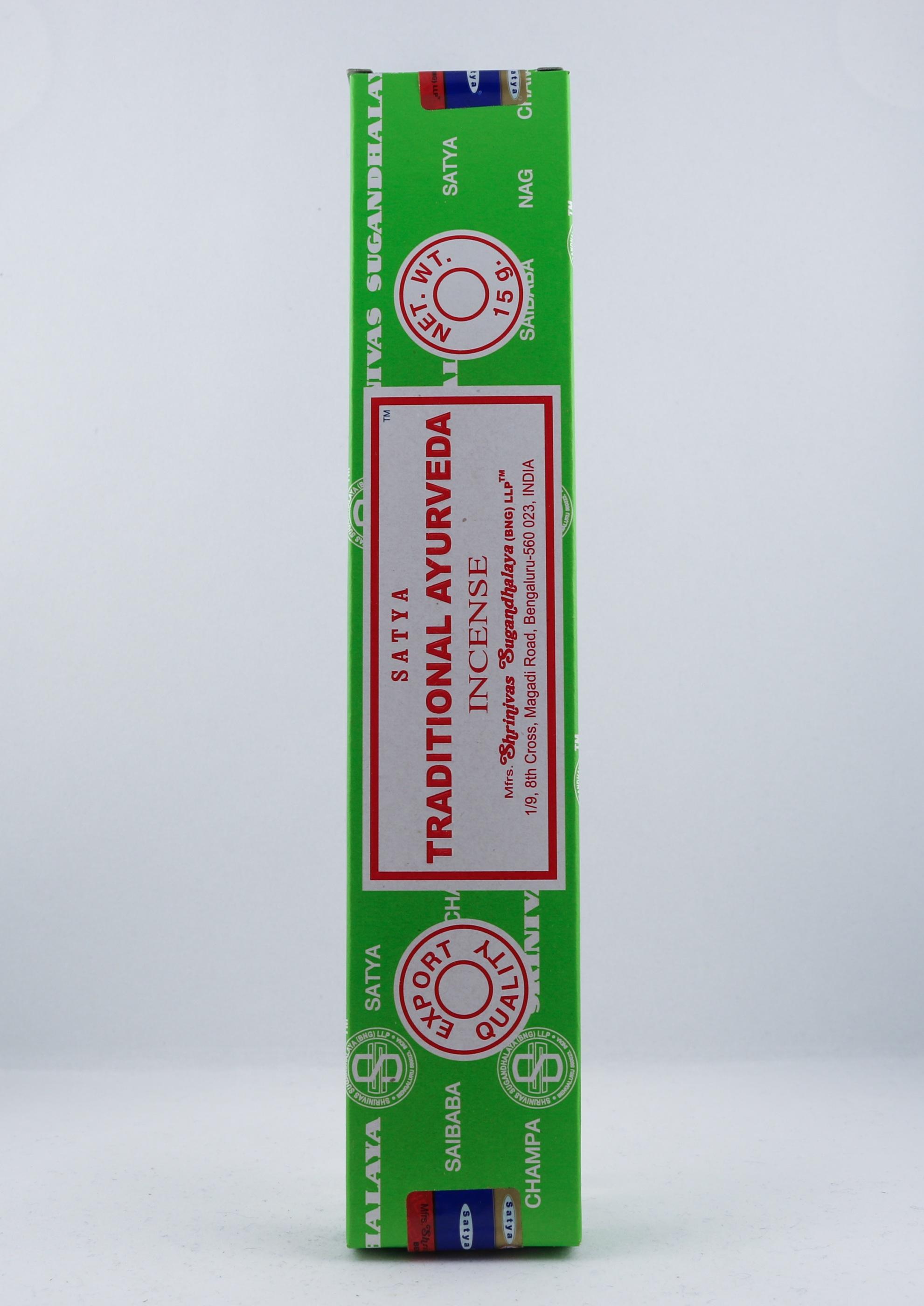 Traditionell Ayurveda rökelse wellness ayurveda halmstad sweden svensk aroma aromer
