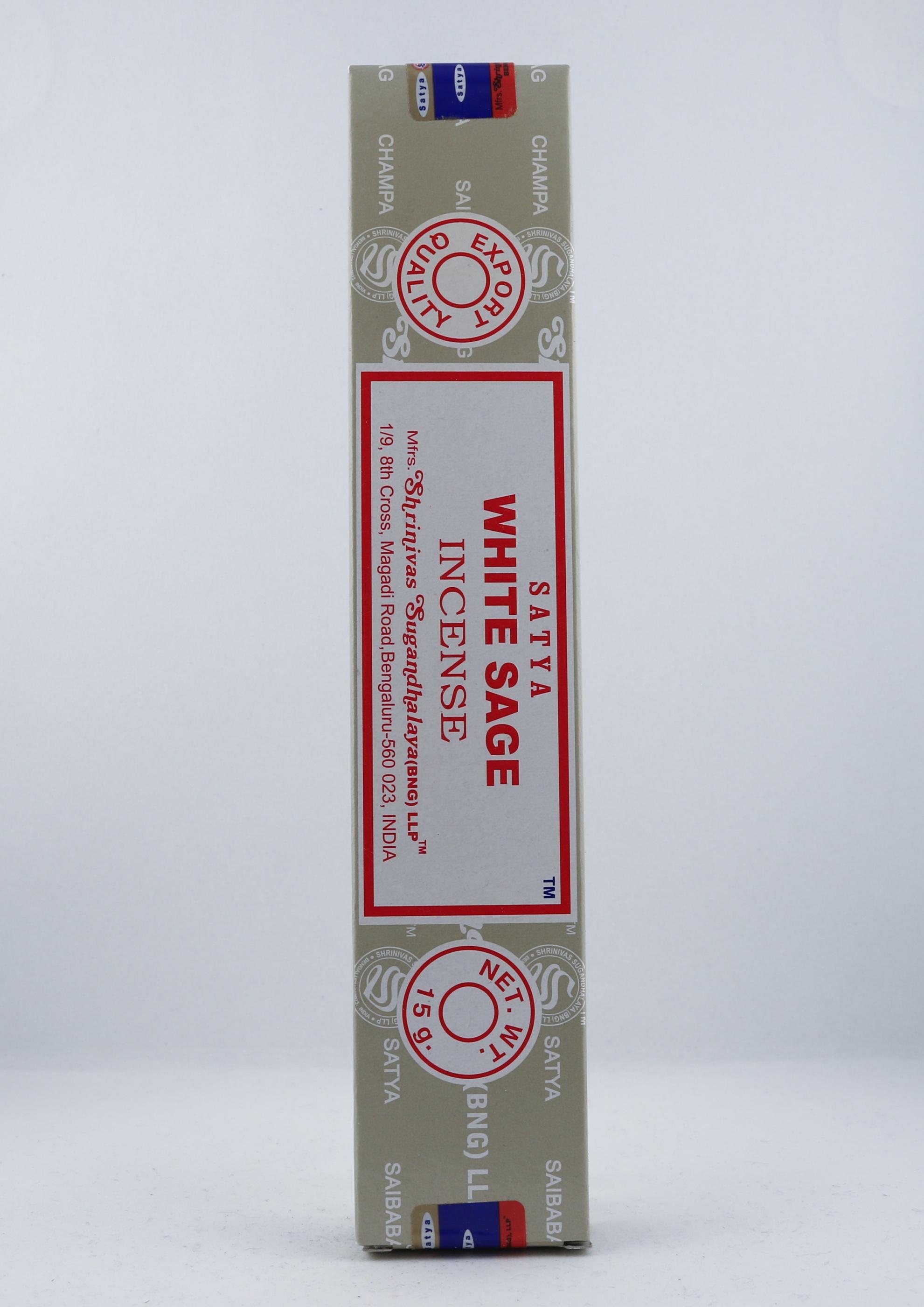 White Sage rökelse wellness ayurveda halmstad sweden svensk aroma aromer