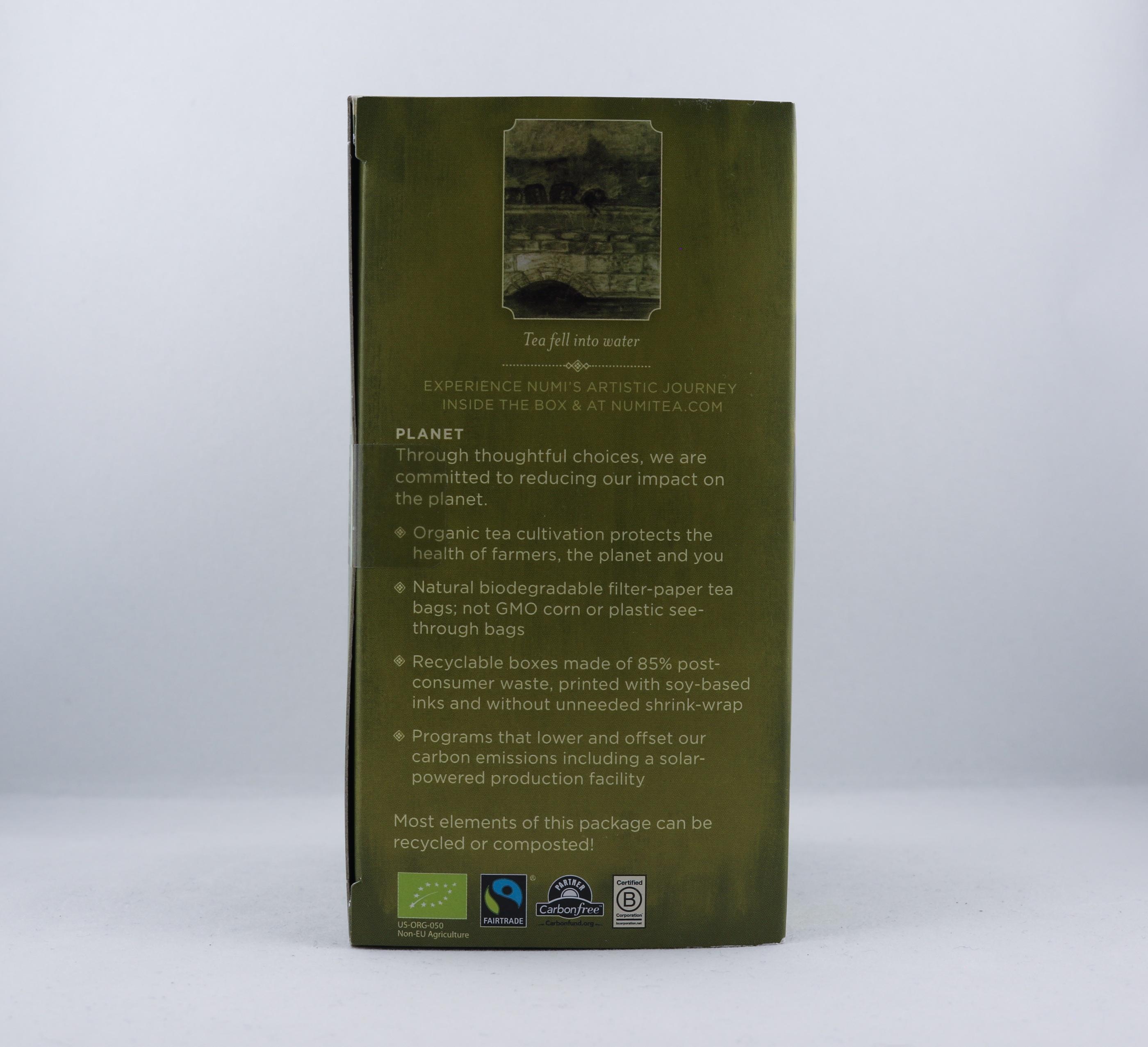 Gunpowder green te Wellness Ayurveda Halmstadmassören Halmstad Sverige Sweden svensk eko ekologiskt fair labor fairtrade