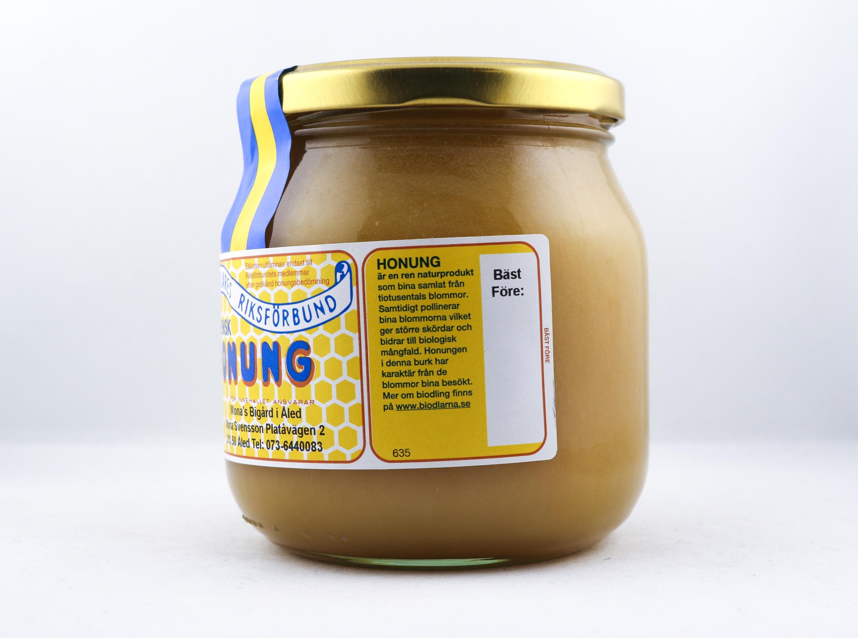 Svensk Honung  Ljung Wellness Ayurveda Halmstadmassören Halmstad Sverige Sweden svensk sött mat eko ekologisk