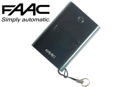 Fjärrkontroll / Radiosändare FAAC XT4 433 RCBE - Fjärrkontroll / Radiosändare FAAC XT4 433 RCBE