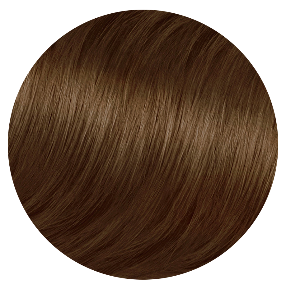 6A Slavic Light Ash Brown - Sach Hair Extensions Color Chart