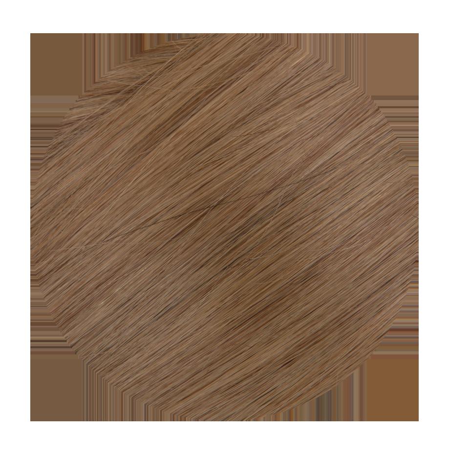 10 Medium Ash Brown - Sach Hair Extensions Color Chart