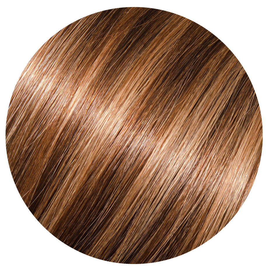 10-16 Browniblonde Sach Hair Extensions Color Chart