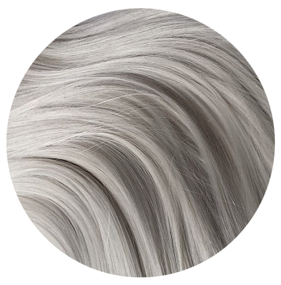 Silver - Sach Hair Extensions Color Chart copy
