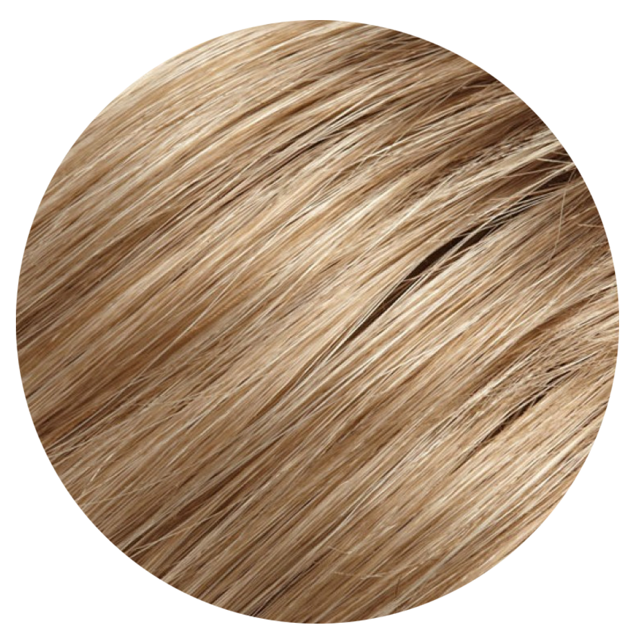 F18-22 Sunrise - Sach Hair Extensions Color Chart